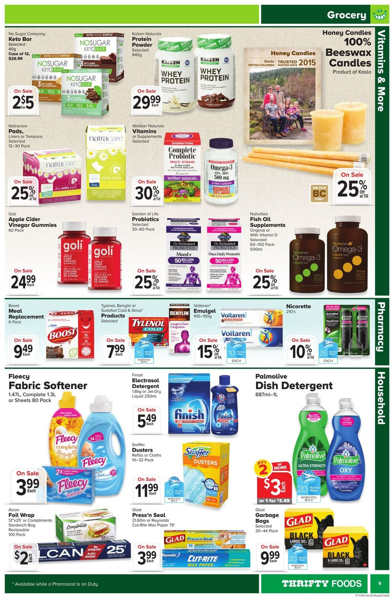 Thrifty Foods Flyer - 04/30-05/06/2020 (Page 11)