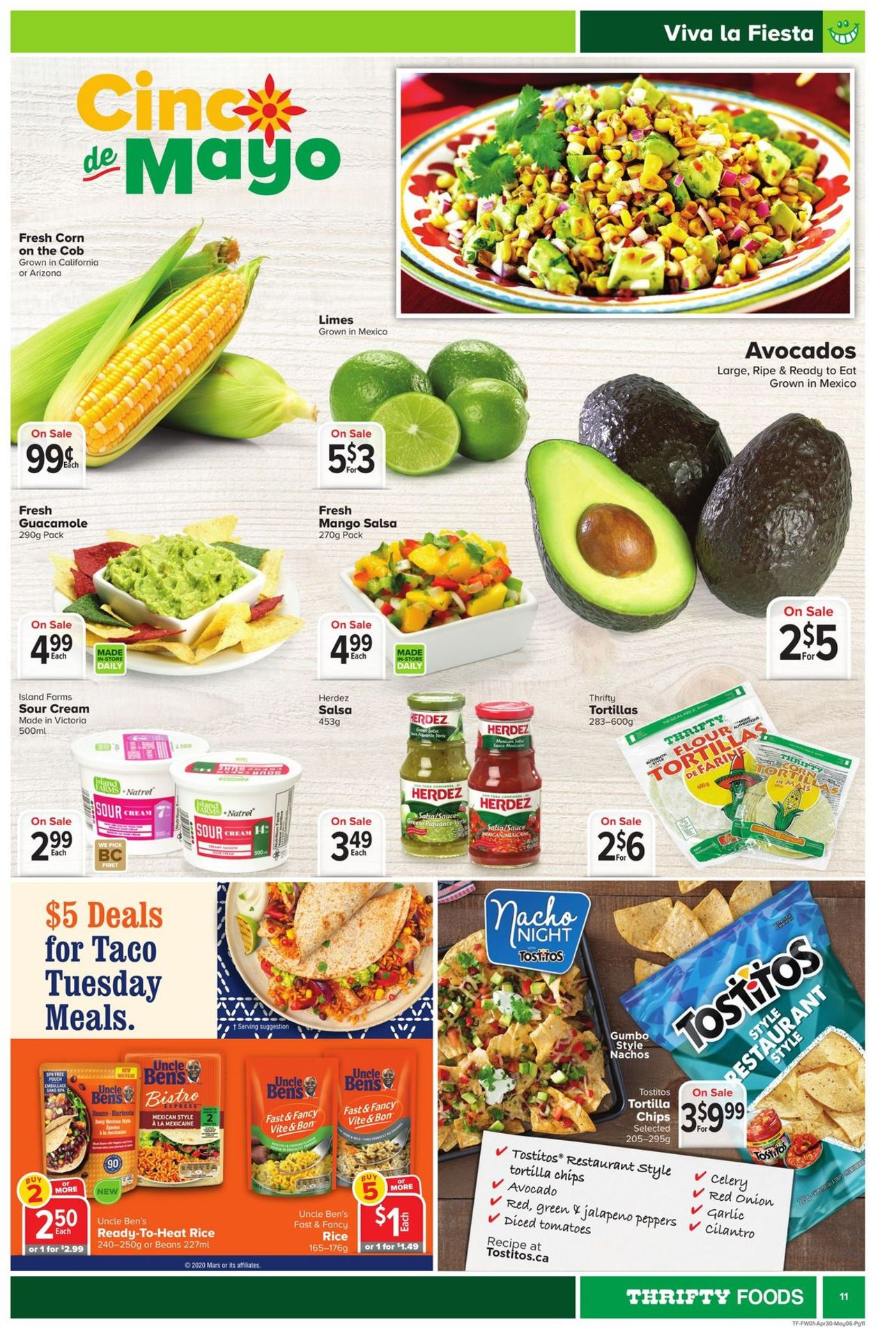 Thrifty Foods Flyer - 04/30-05/06/2020 (Page 13)