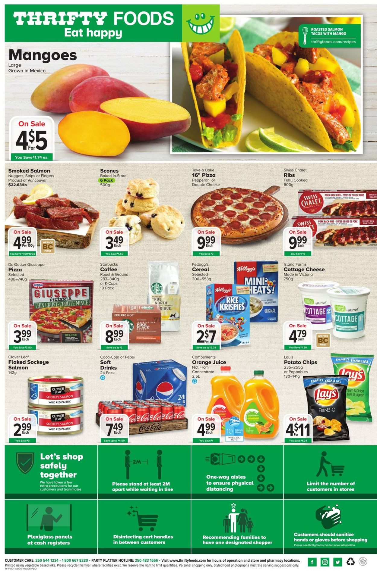 Thrifty Foods Flyer - 04/30-05/06/2020 (Page 14)