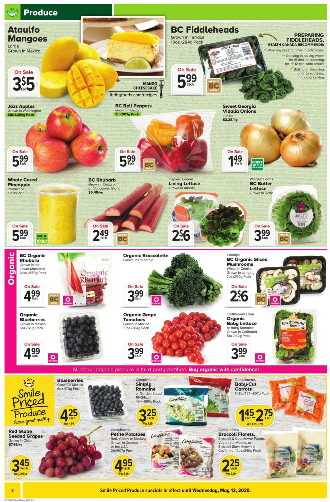 Thrifty Foods Flyer - 05/07-05/13/2020 (Page 2)