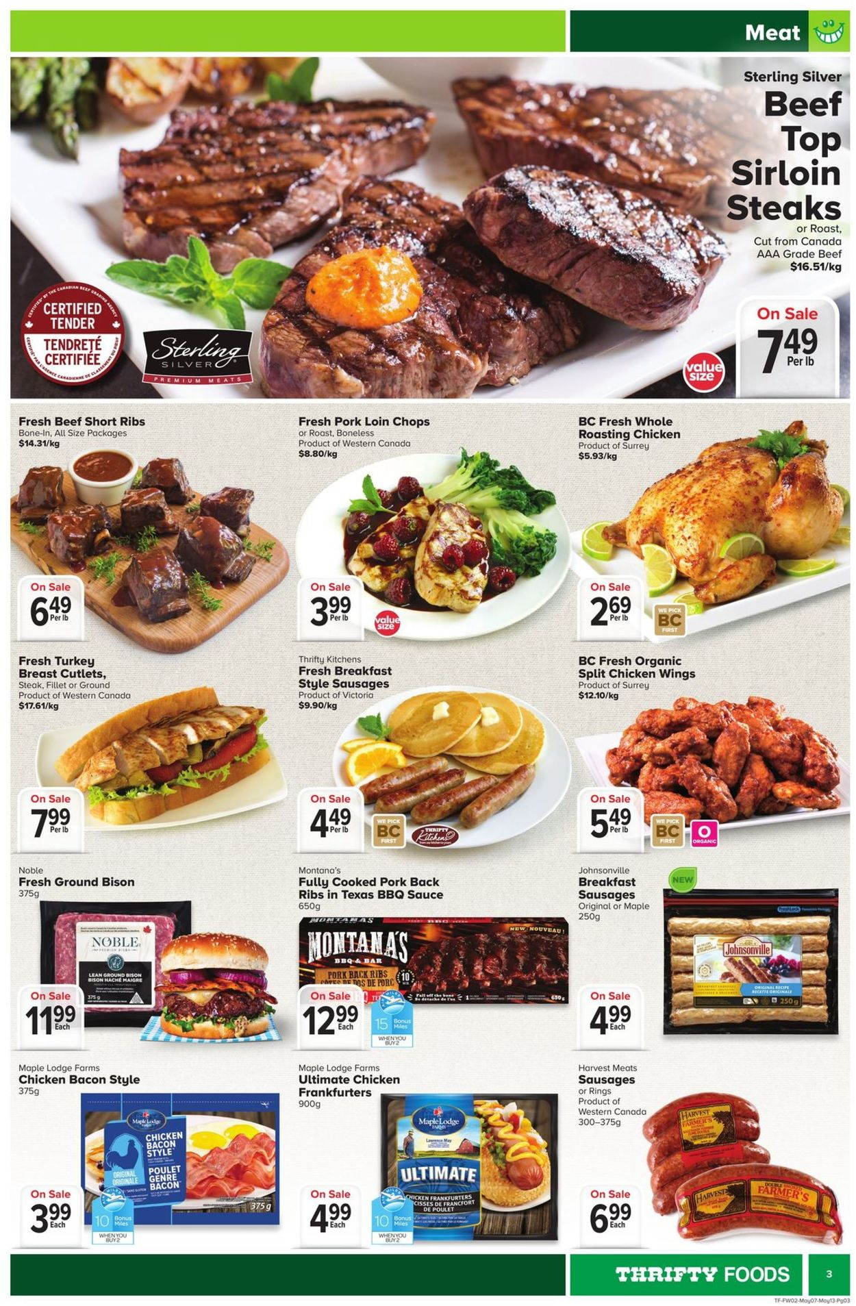 Thrifty Foods Flyer - 05/07-05/13/2020 (Page 4)