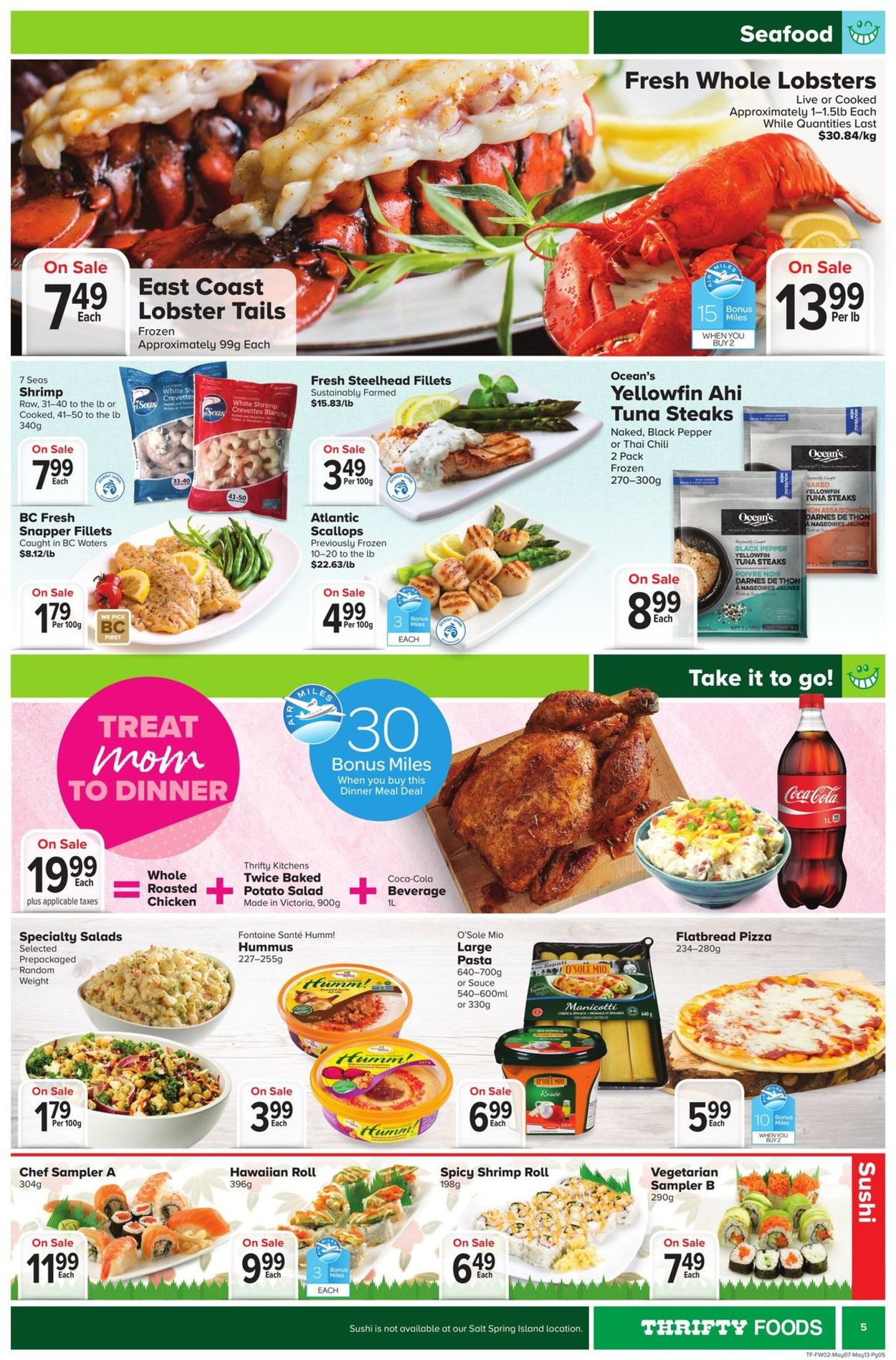Thrifty Foods Flyer - 05/07-05/13/2020 (Page 6)