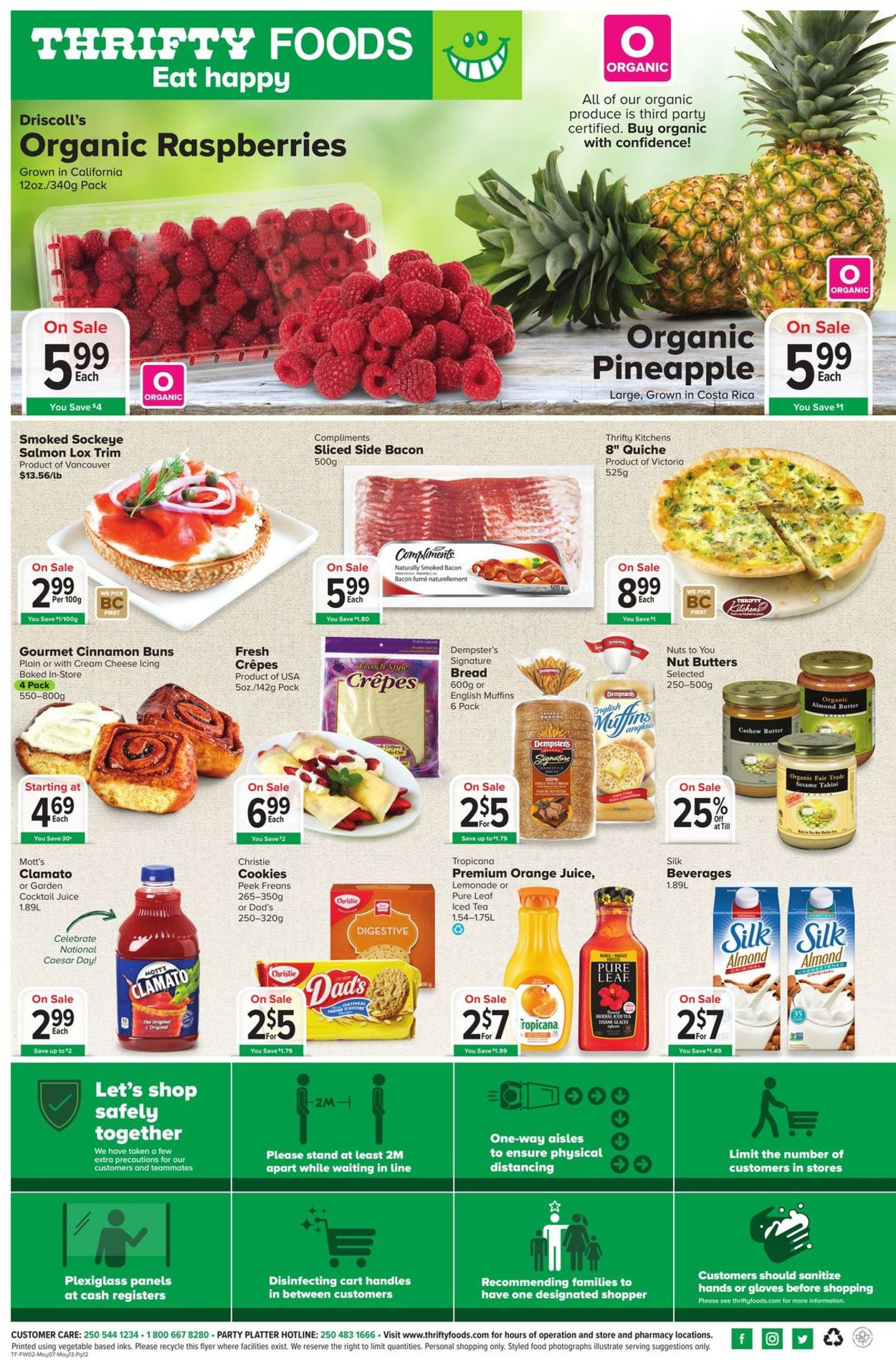 Thrifty Foods Flyer - 05/07-05/13/2020 (Page 13)