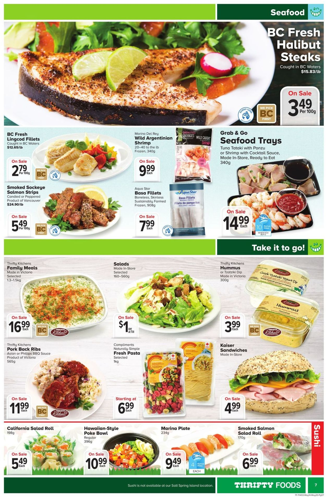 Thrifty Foods Flyer - 05/14-05/20/2020 (Page 8)