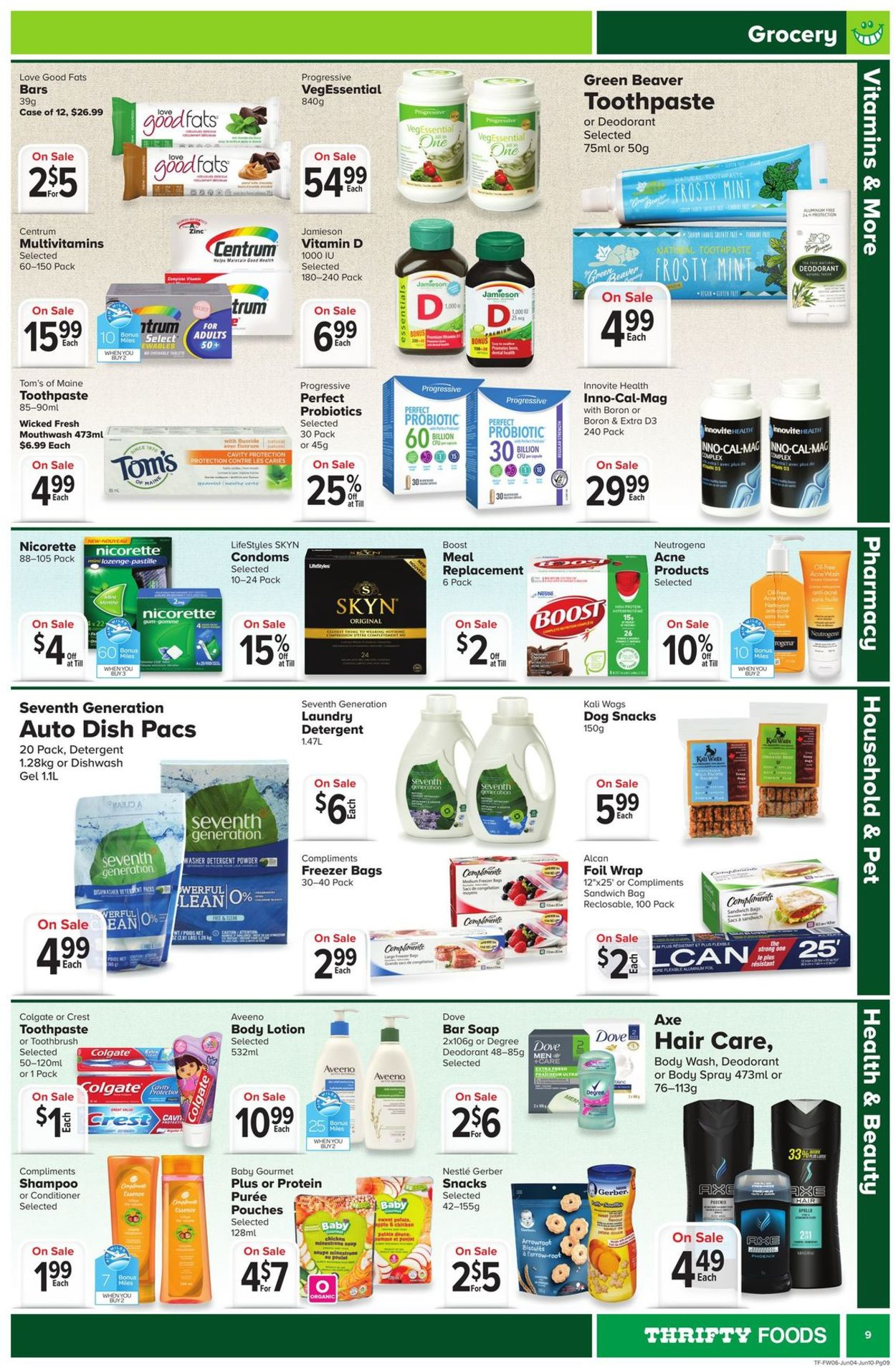 Thrifty Foods Flyer - 06/04-06/10/2020 (Page 10)