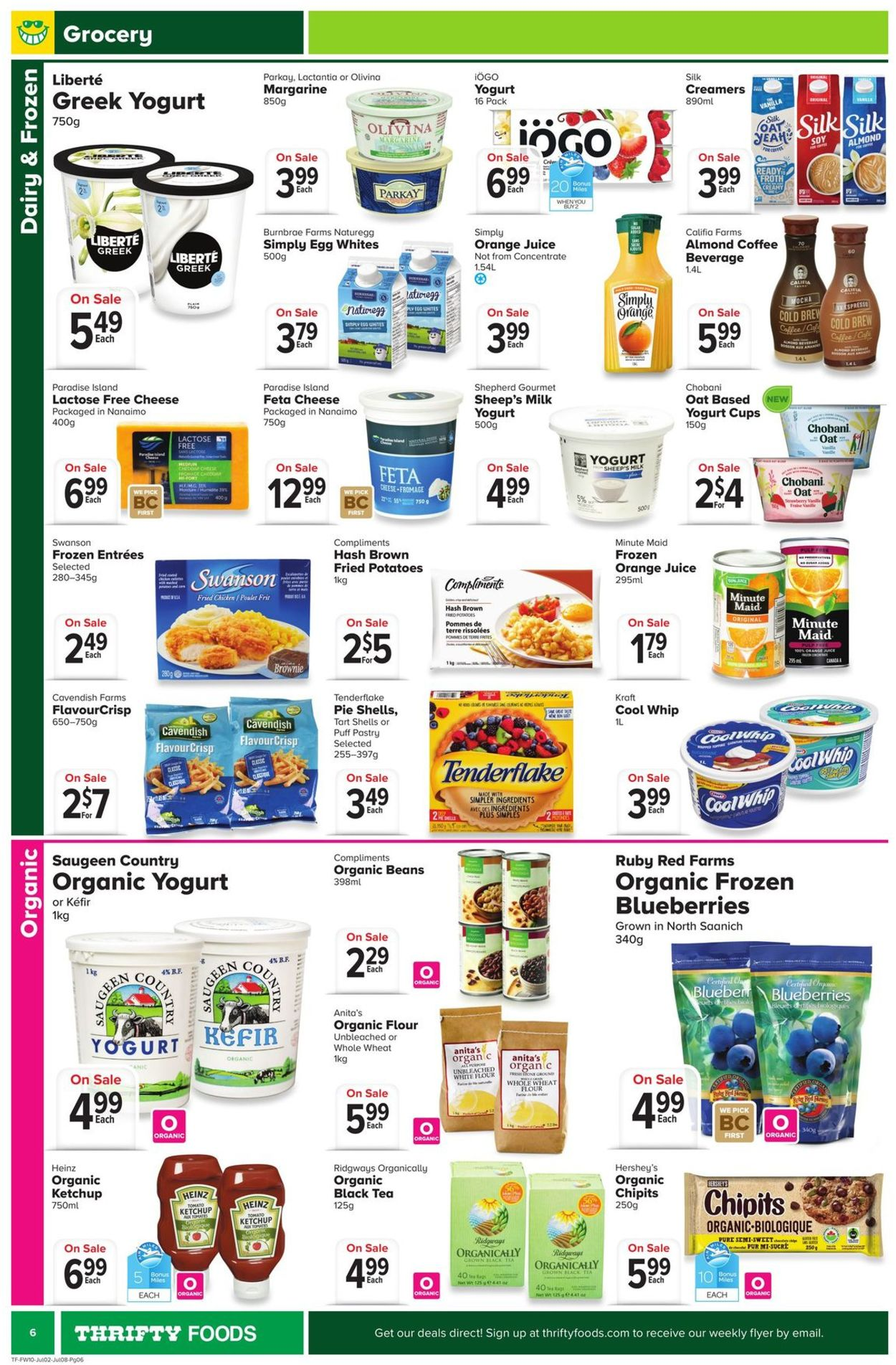 Thrifty Foods Flyer - 07/02-07/08/2020 (Page 10)
