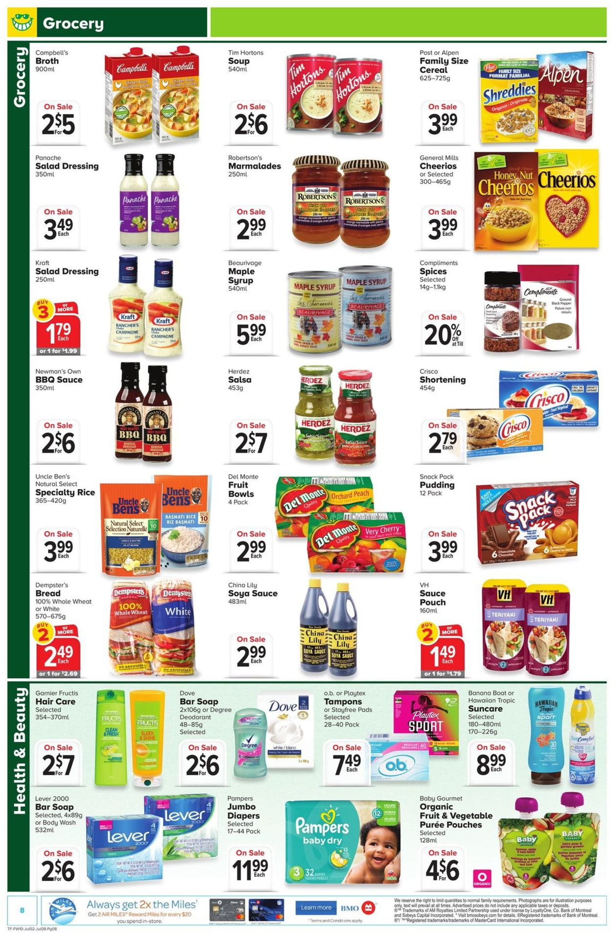 Thrifty Foods Flyer - 07/02-07/08/2020 (Page 12)