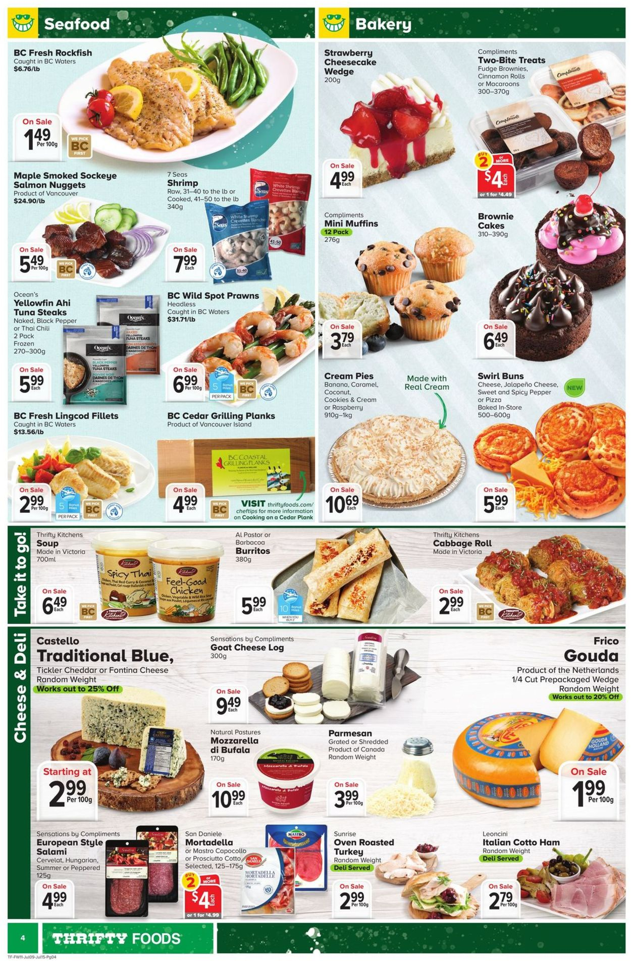 Thrifty Foods Flyer - 07/09-07/15/2020 (Page 4)
