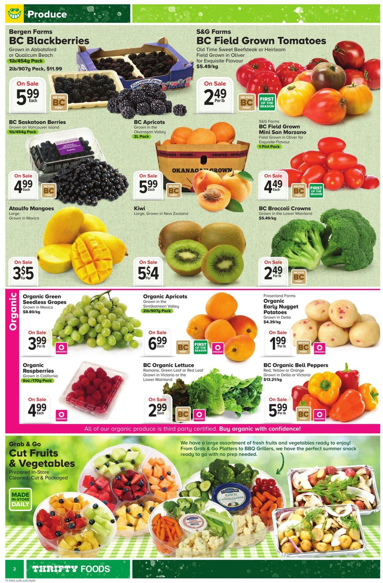 Thrifty Foods Flyer - 07/16-07/22/2020 (Page 2)