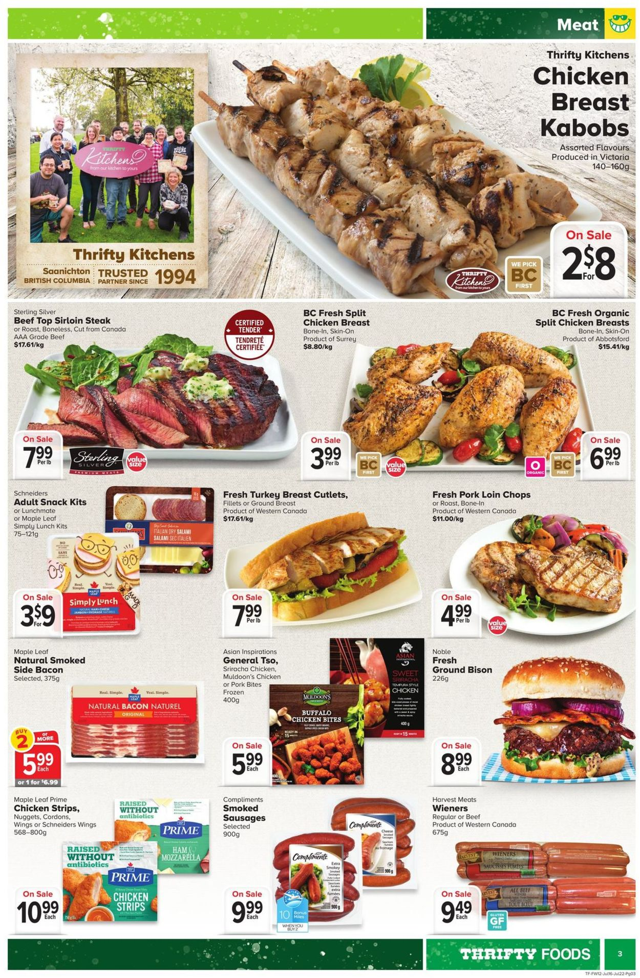 Thrifty Foods Flyer - 07/16-07/22/2020 (Page 3)