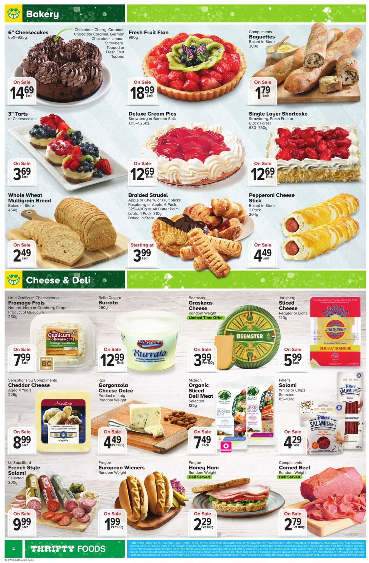 Thrifty Foods Flyer - 07/16-07/22/2020 (Page 4)