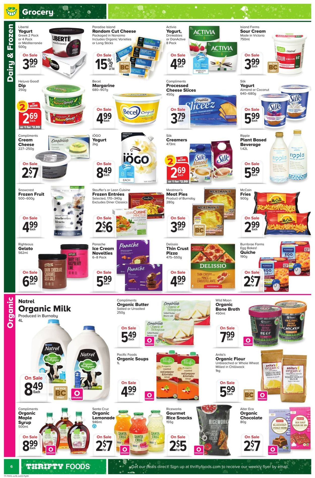 Thrifty Foods Flyer - 07/16-07/22/2020 (Page 6)