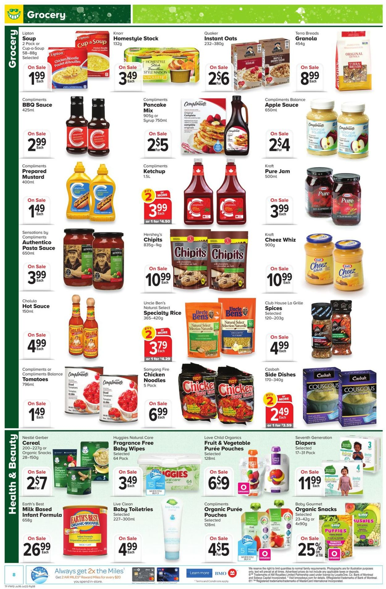 Thrifty Foods Flyer - 07/16-07/22/2020 (Page 8)