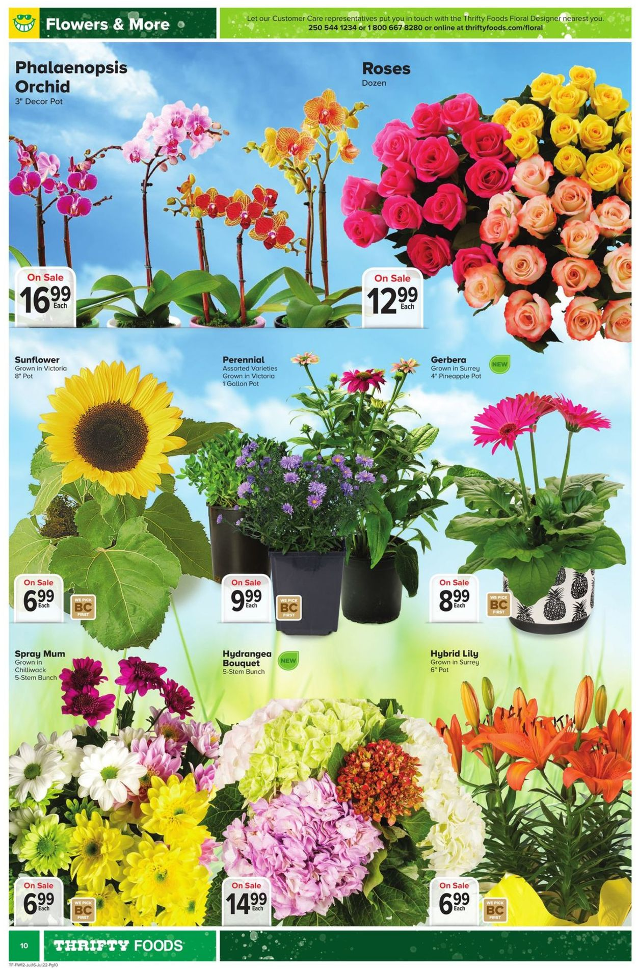 Thrifty Foods Flyer - 07/16-07/22/2020 (Page 10)