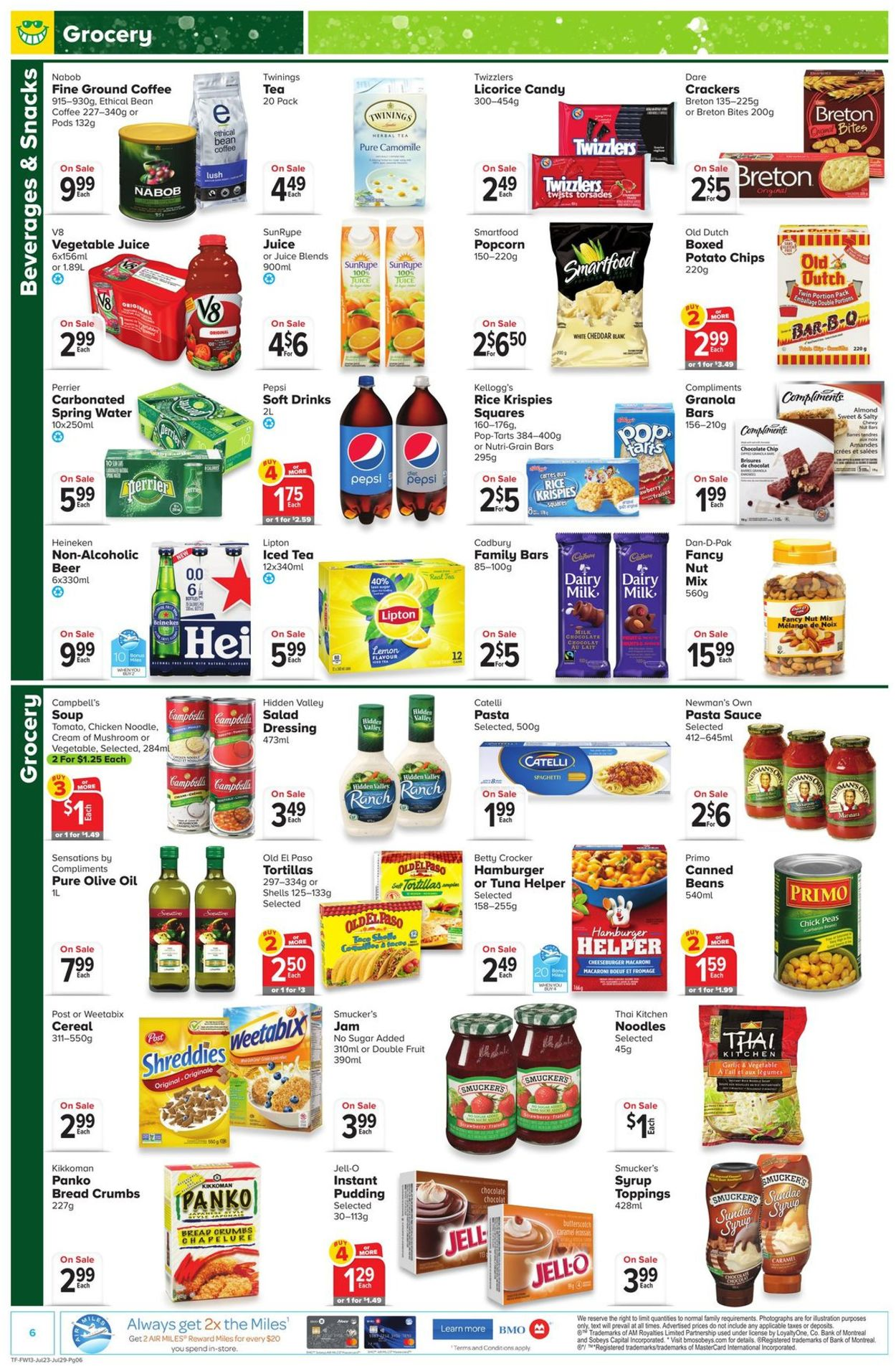 Thrifty Foods Flyer - 07/23-07/29/2020 (Page 6)
