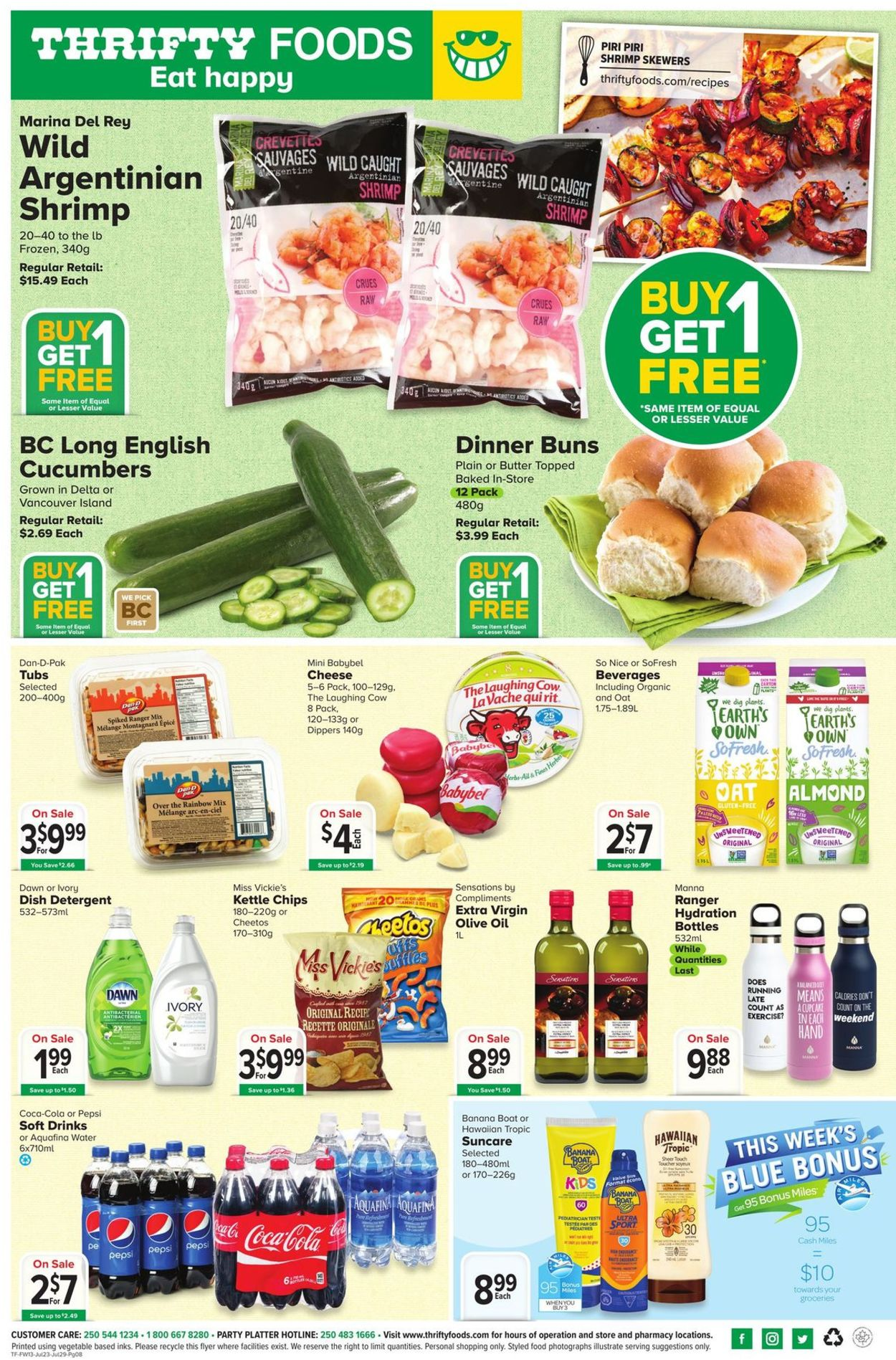 Thrifty Foods Flyer - 07/23-07/29/2020 (Page 8)