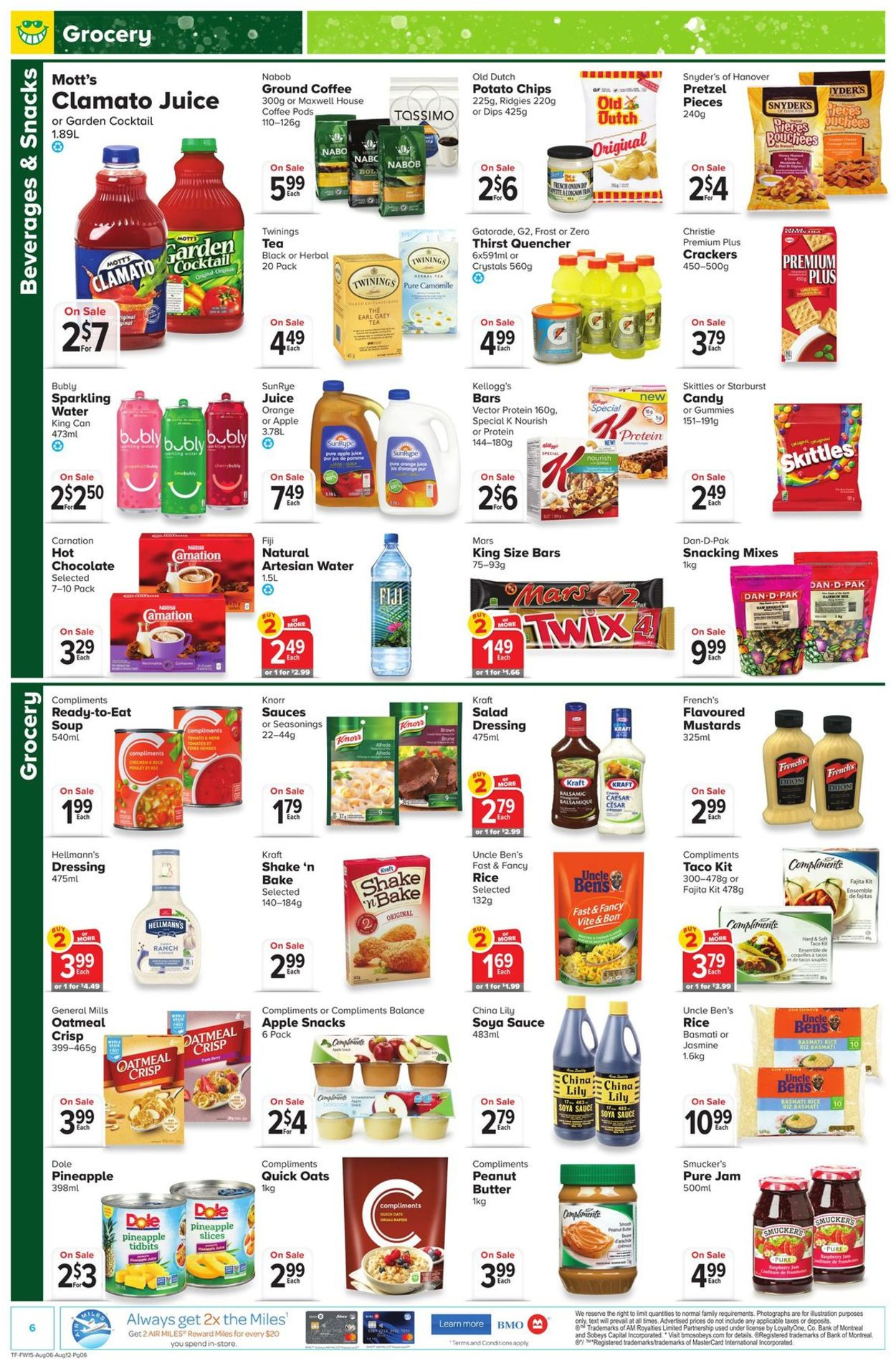 Thrifty Foods Flyer - 08/06-08/12/2020 (Page 6)