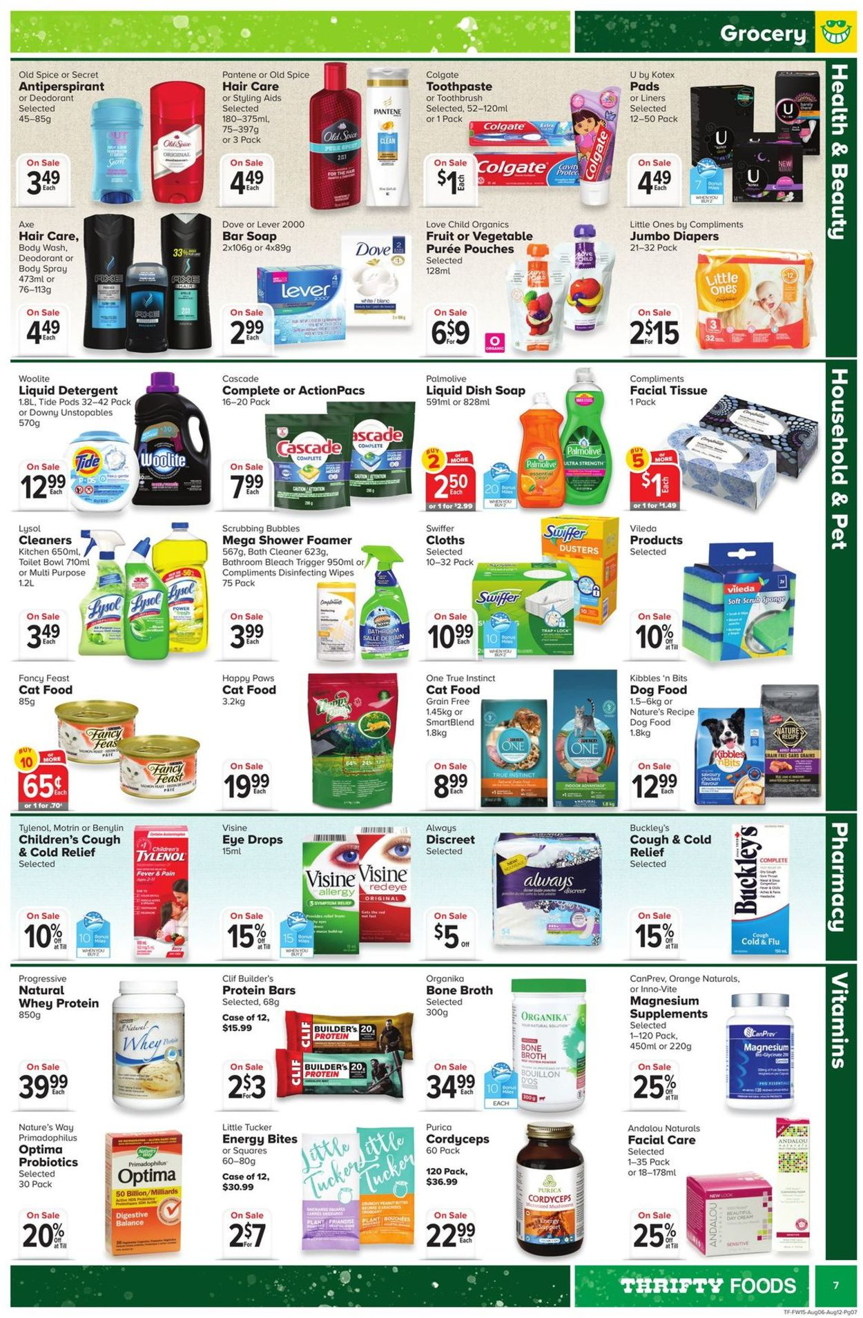 Thrifty Foods Flyer - 08/06-08/12/2020 (Page 7)