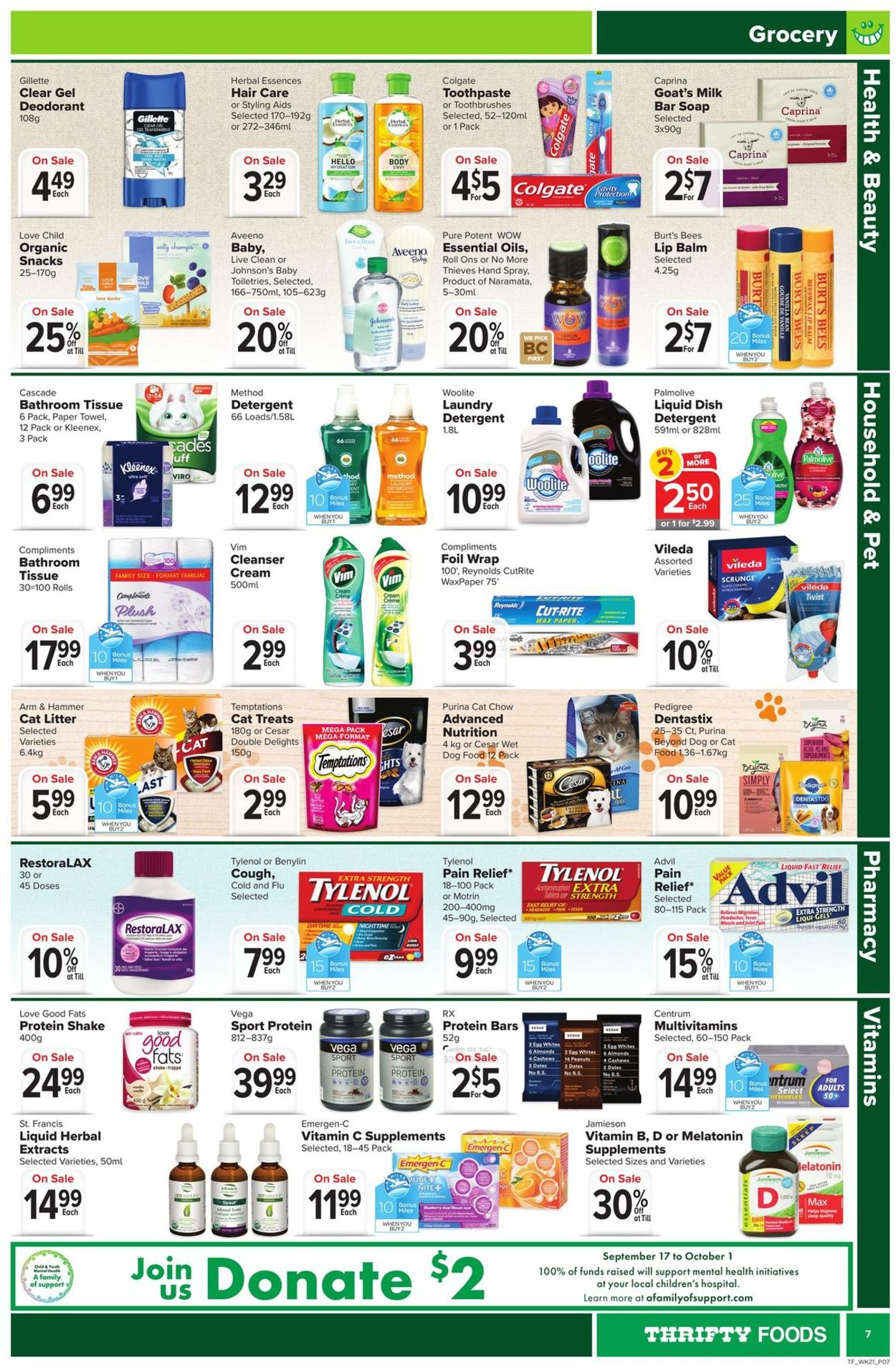 Thrifty Foods Flyer - 09/17-09/23/2020 (Page 9)