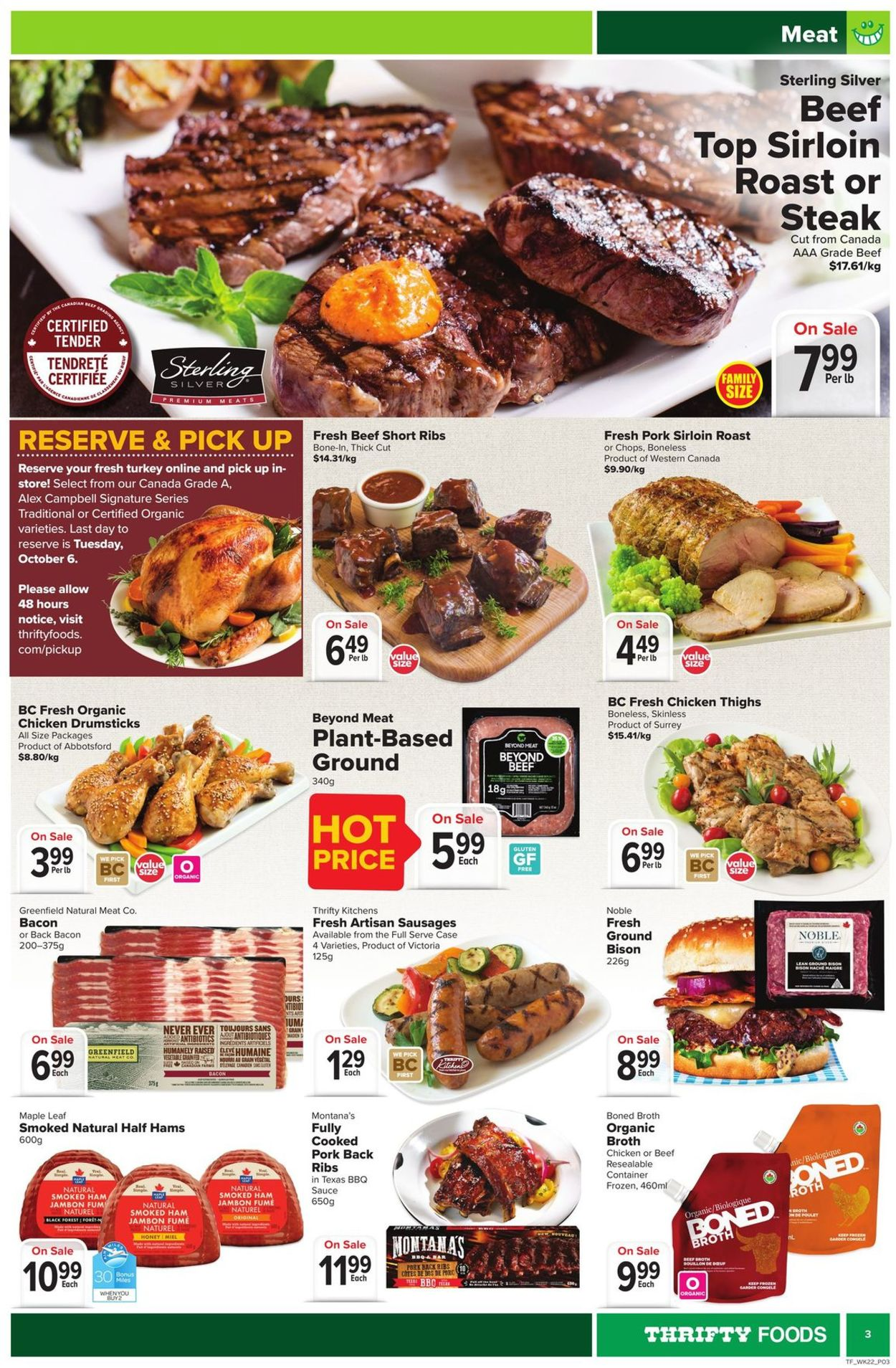 Thrifty Foods Flyer - 09/24-09/30/2020 (Page 3)