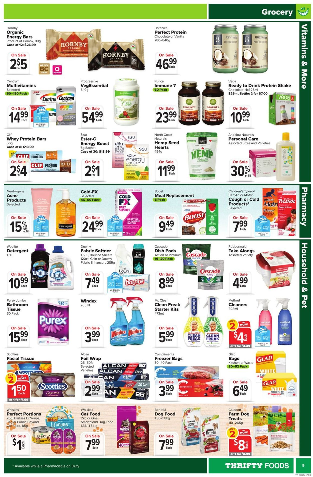 Thrifty Foods Flyer - 10/08-10/14/2020 (Page 9)