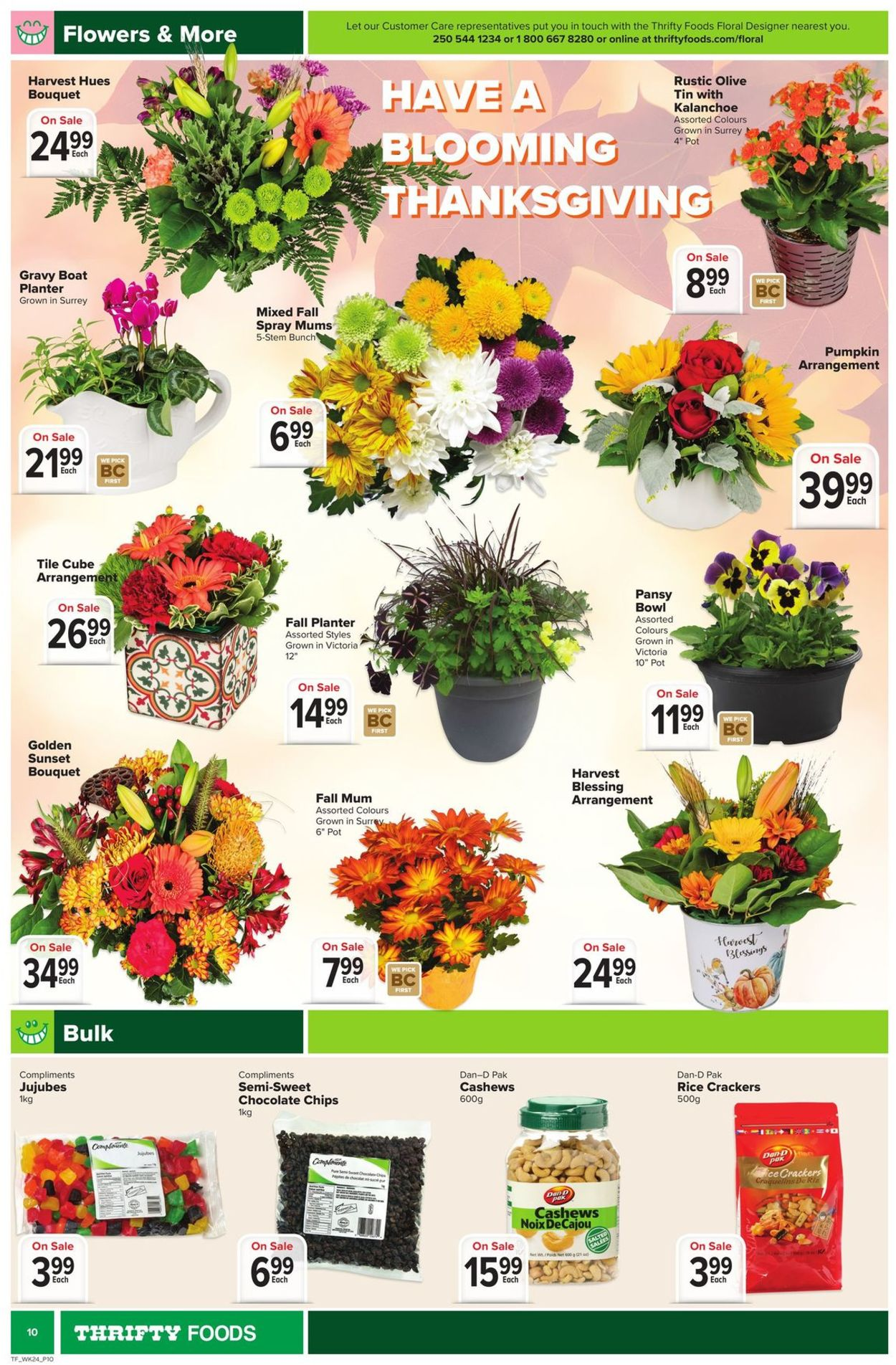 Thrifty Foods Flyer - 10/08-10/14/2020 (Page 10)