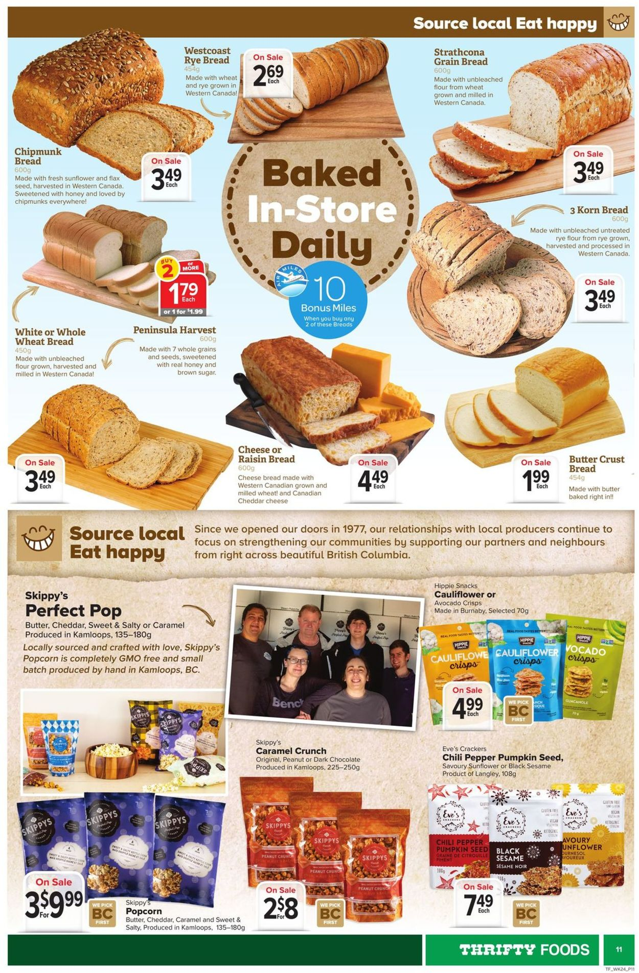 Thrifty Foods Flyer - 10/08-10/14/2020 (Page 11)