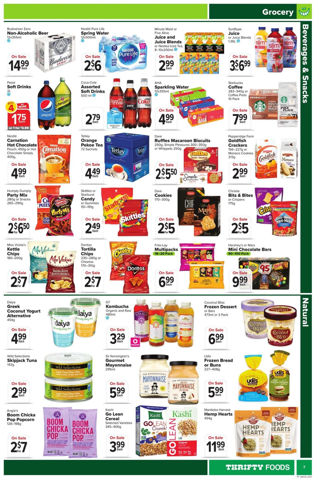 Thrifty Foods Flyer - 10/15-10/21/2020 (Page 7)