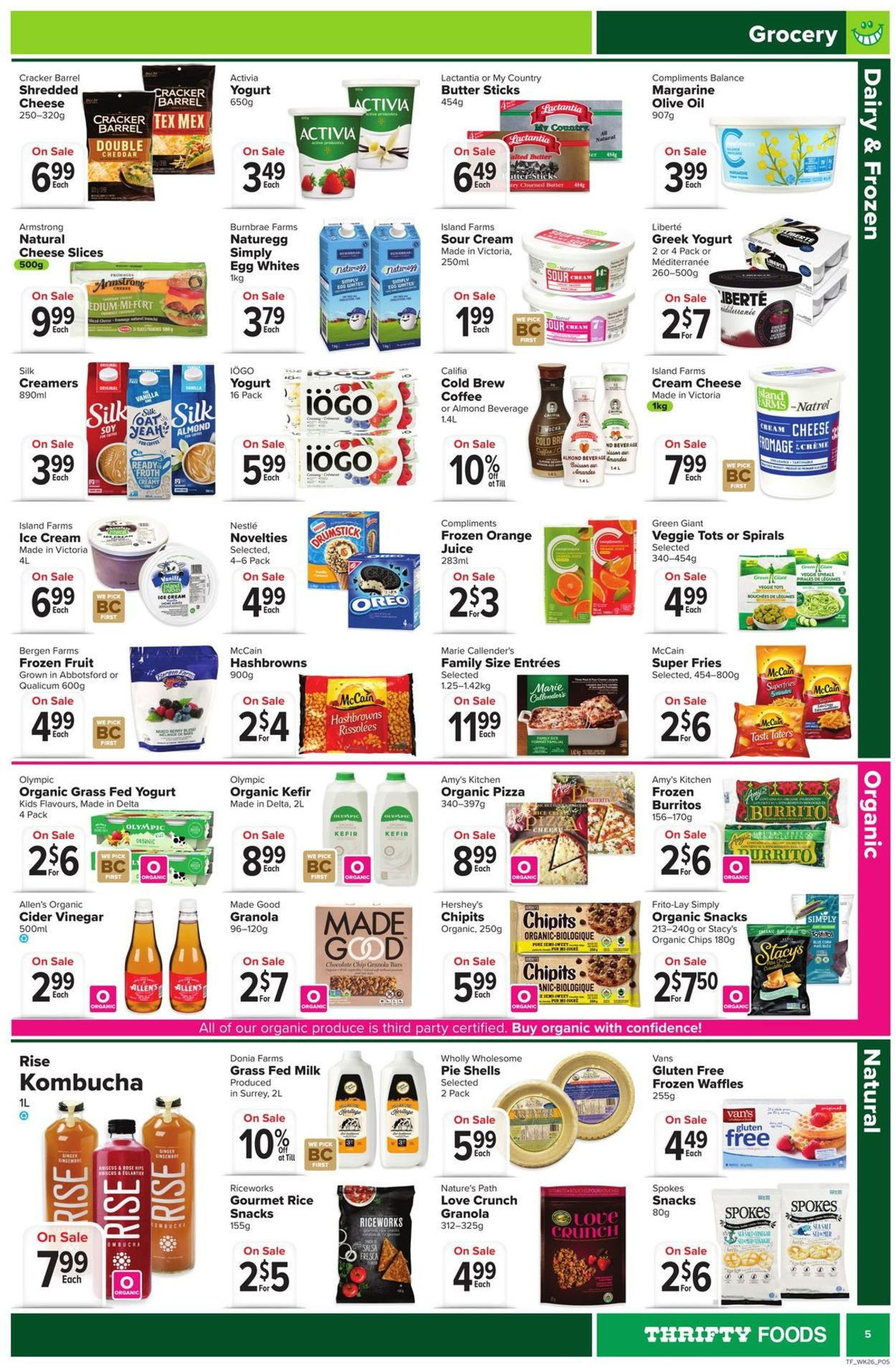 Thrifty Foods Flyer - 10/22-10/28/2020 (Page 7)