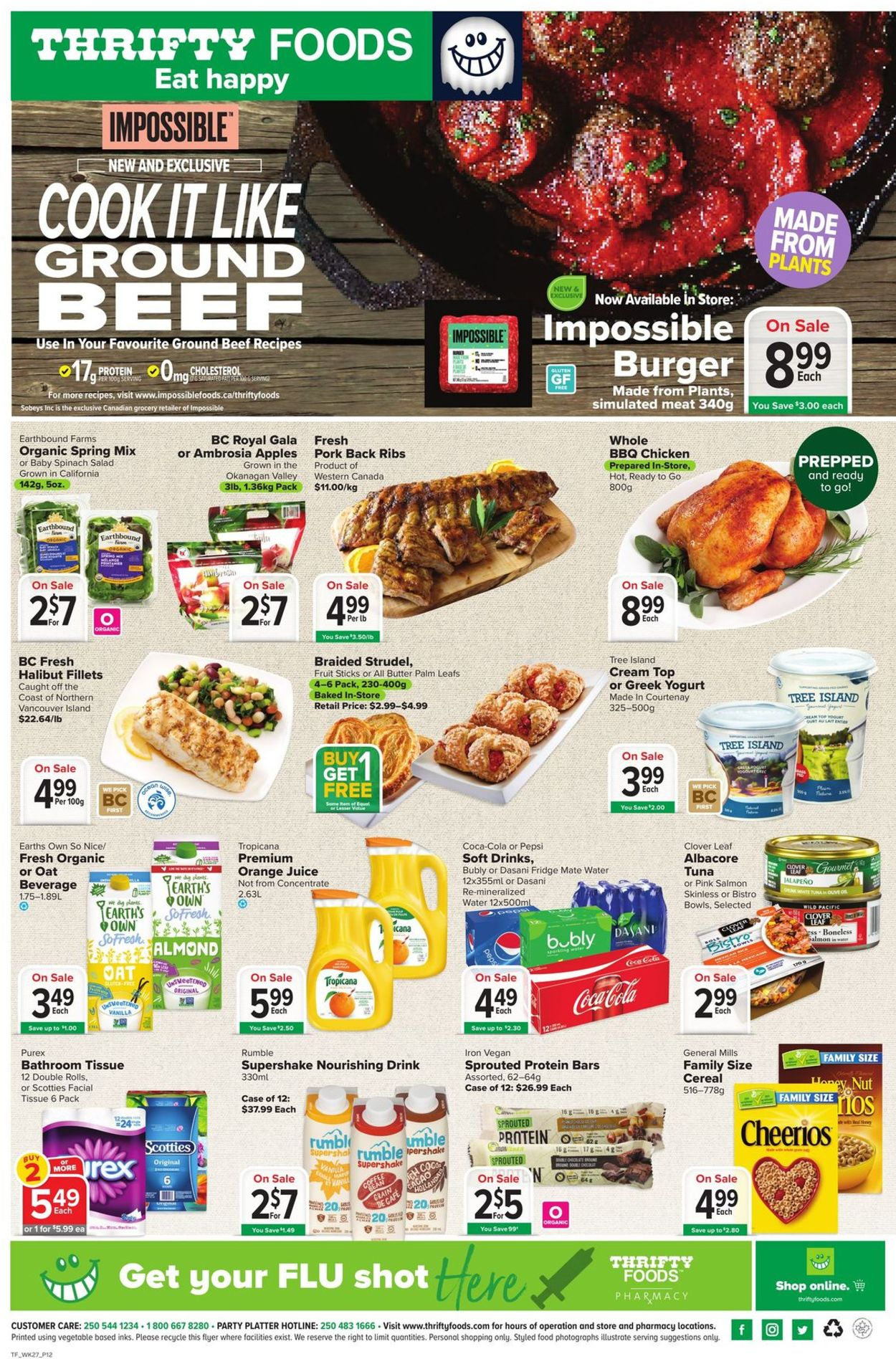 Thrifty Foods Flyer - 10/29-11/04/2020 (Page 12)