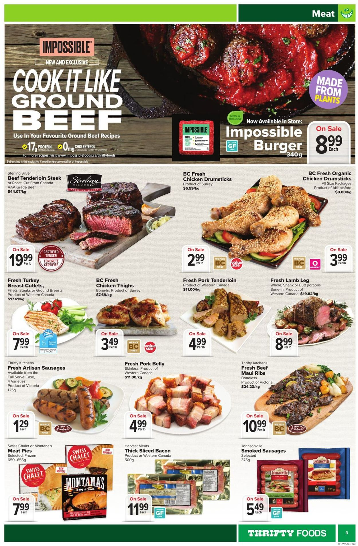 Thrifty Foods Flyer - 11/05-11/11/2020 (Page 3)