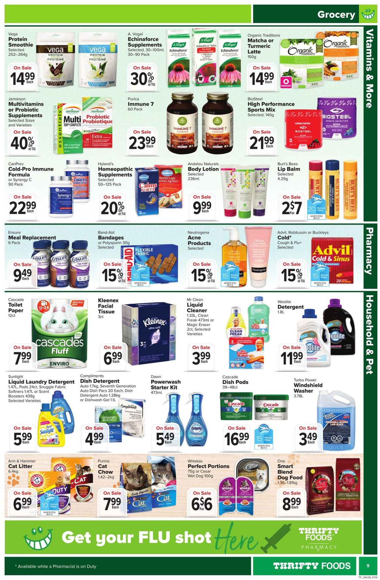 Thrifty Foods Flyer - 11/05-11/11/2020 (Page 10)