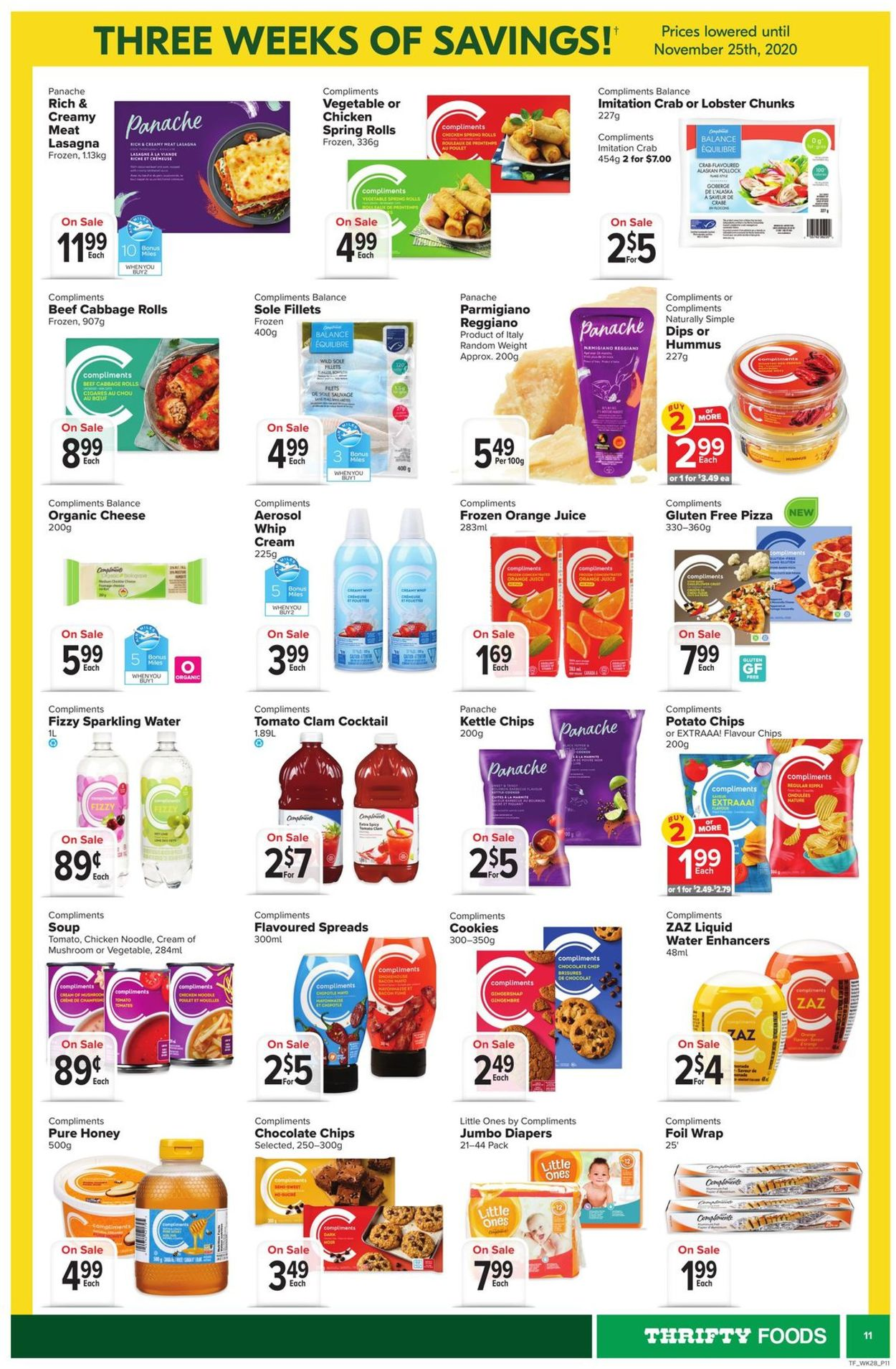 Thrifty Foods Flyer - 11/05-11/11/2020 (Page 12)