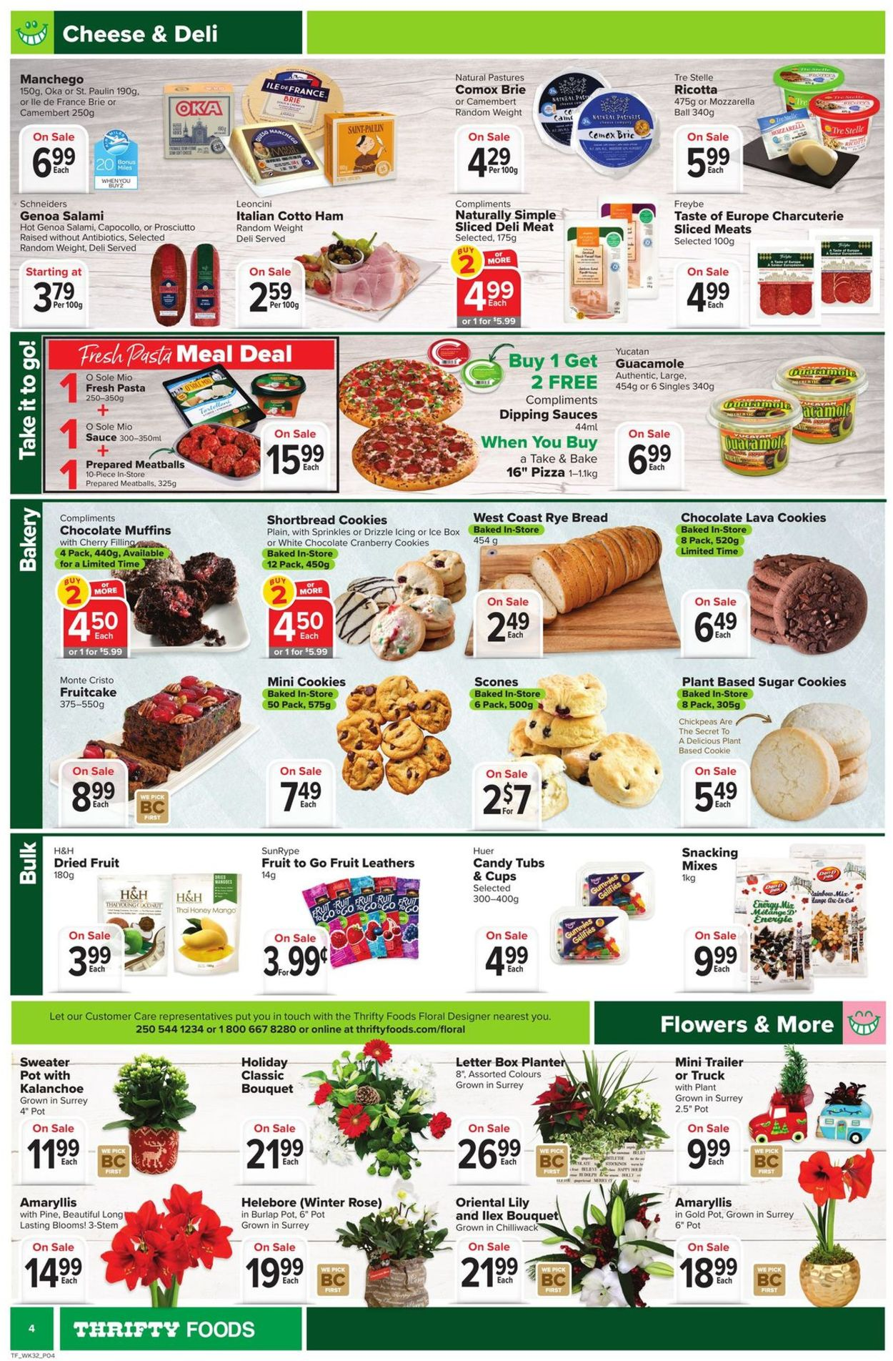 Thrifty Foods - Holiday 2020 Flyer - 12/03-12/09/2020 (Page 7)