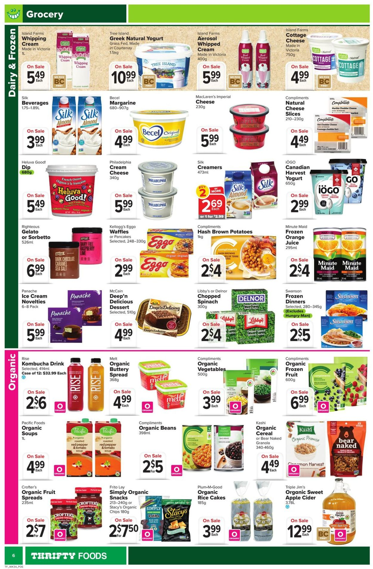 Thrifty Foods - Holiday 2020 Flyer - 12/17-12/24/2020 (Page 9)