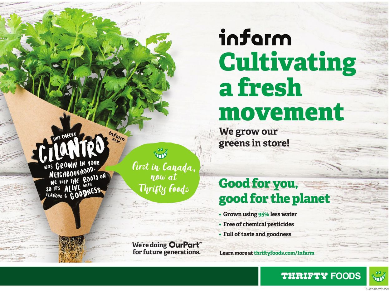 Thrifty Foods Flyer - 01/21-01/27/2021