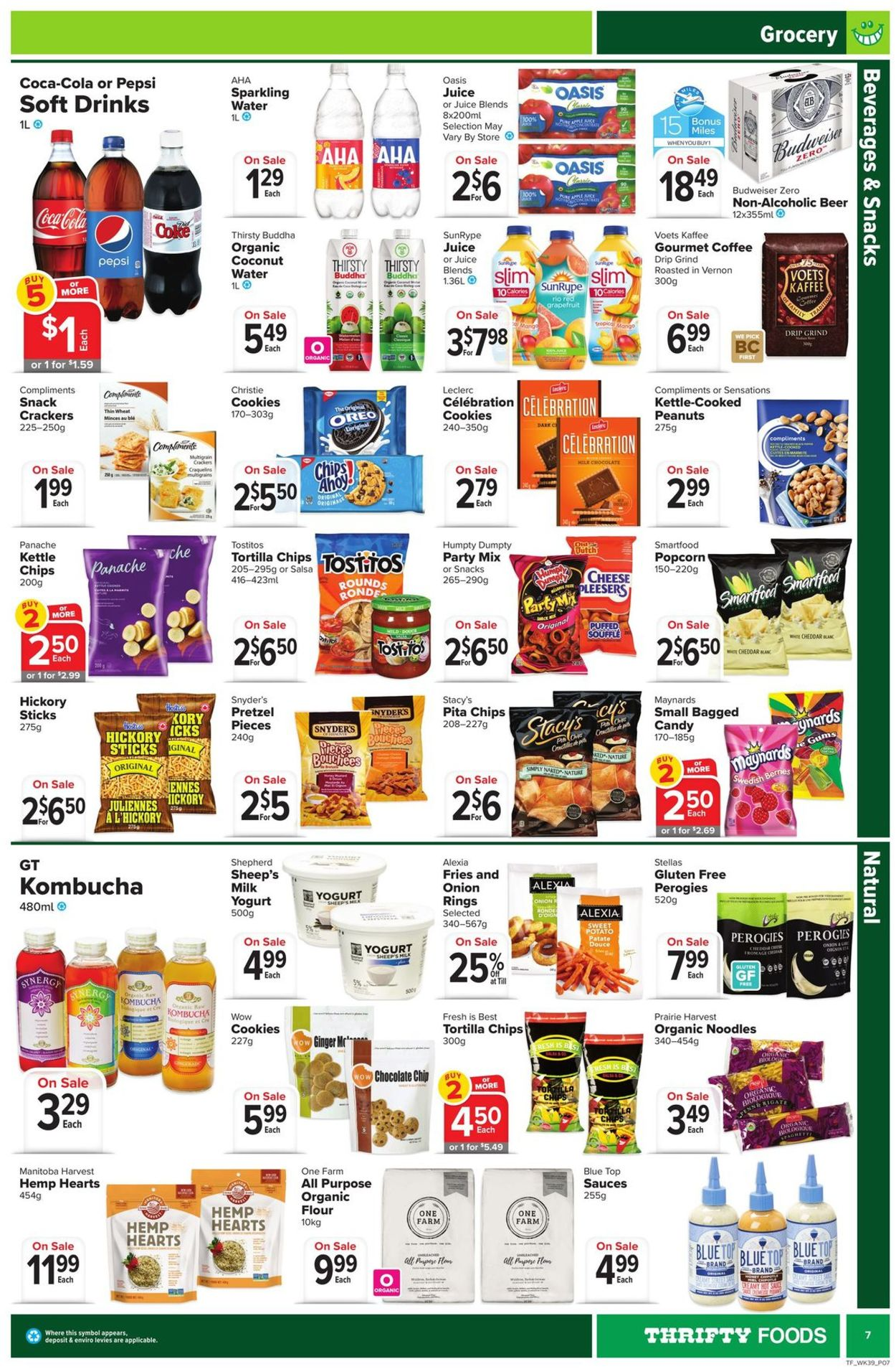Thrifty Foods Flyer - 01/21-01/27/2021 (Page 10)