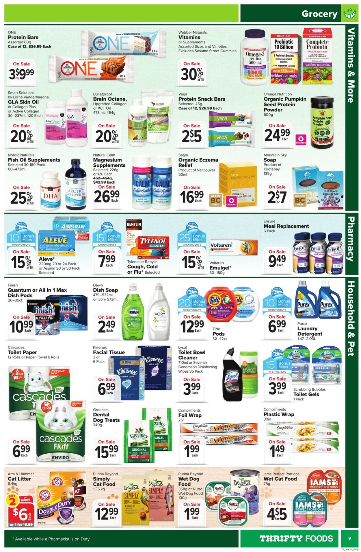 Thrifty Foods Flyer - 02/04-02/10/2021 (Page 10)