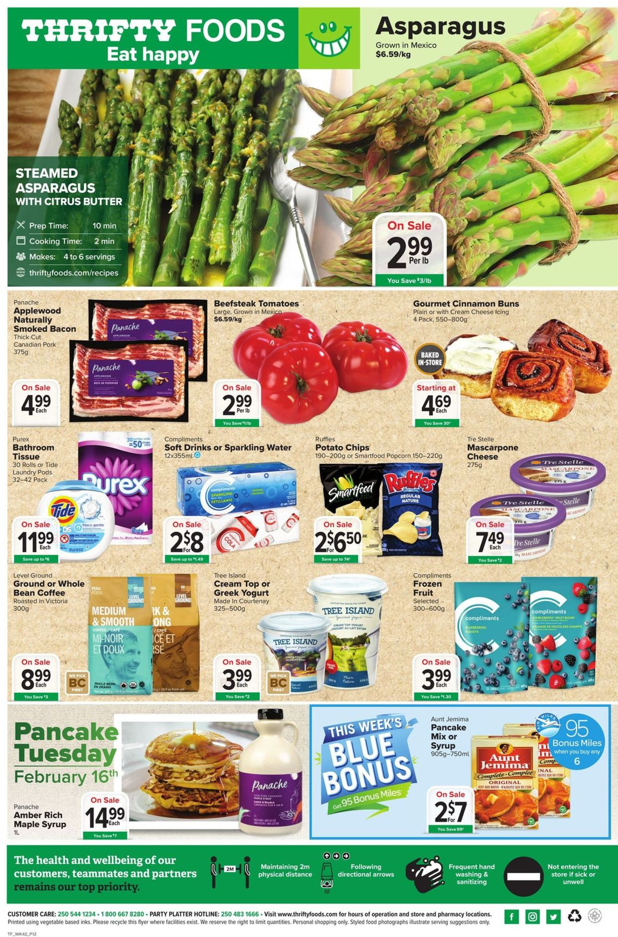 Thrifty Foods - Valentine's Day 2021 Flyer - 02/11-02/17/2021 (Page 15)