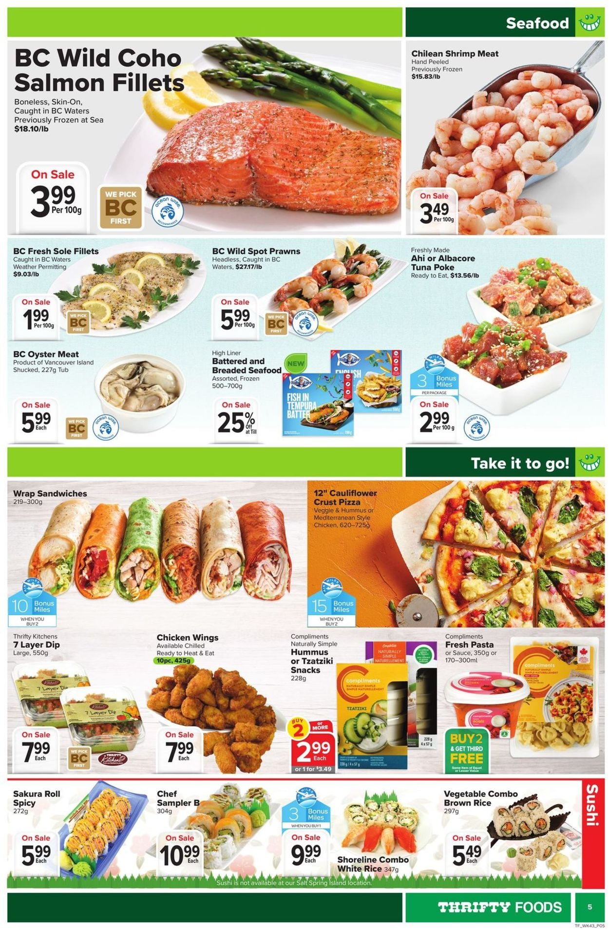 Thrifty Foods Flyer - 02/18-02/24/2021 (Page 7)