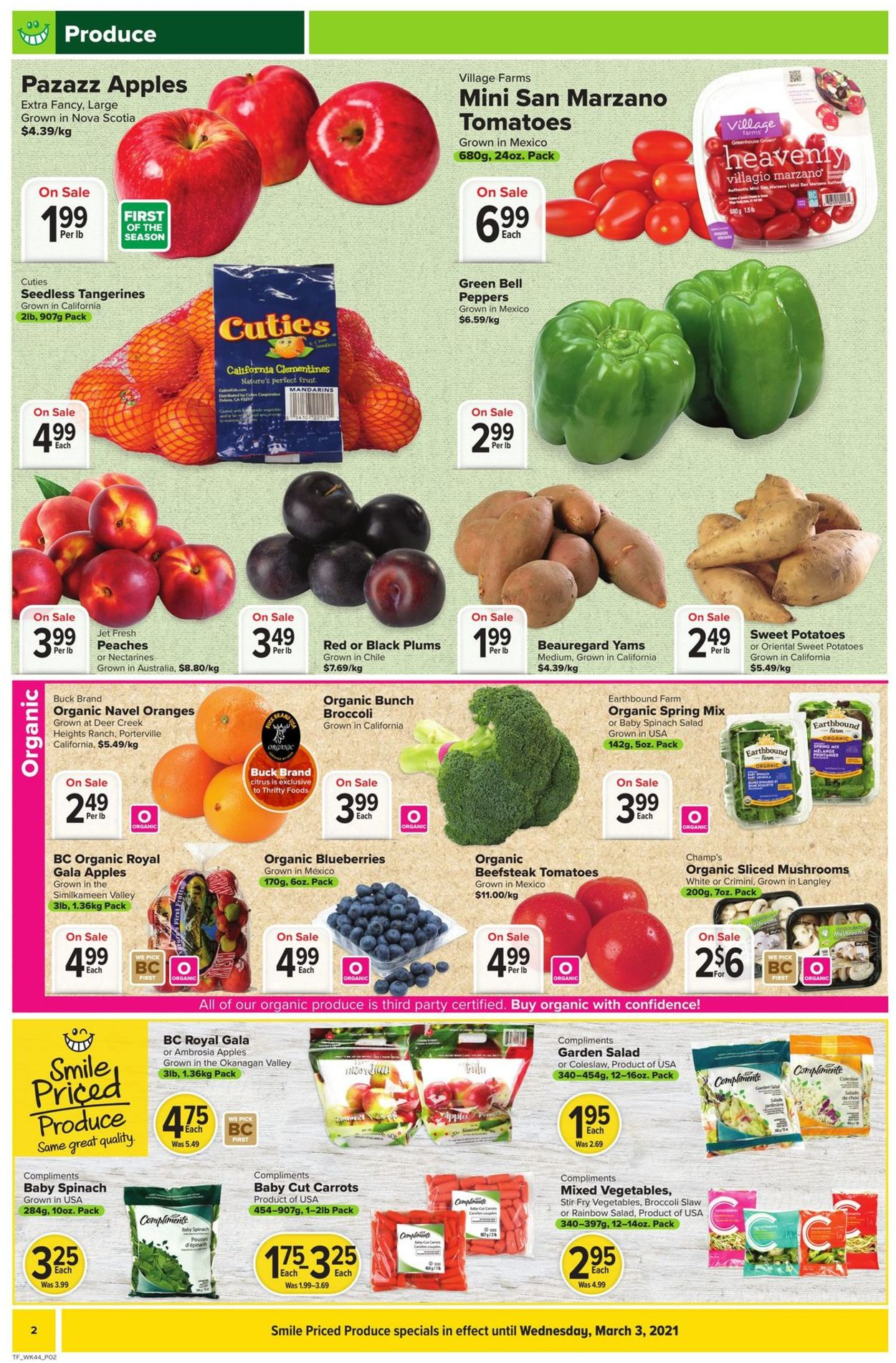 Thrifty Foods Flyer - 02/25-03/03/2021 (Page 5)
