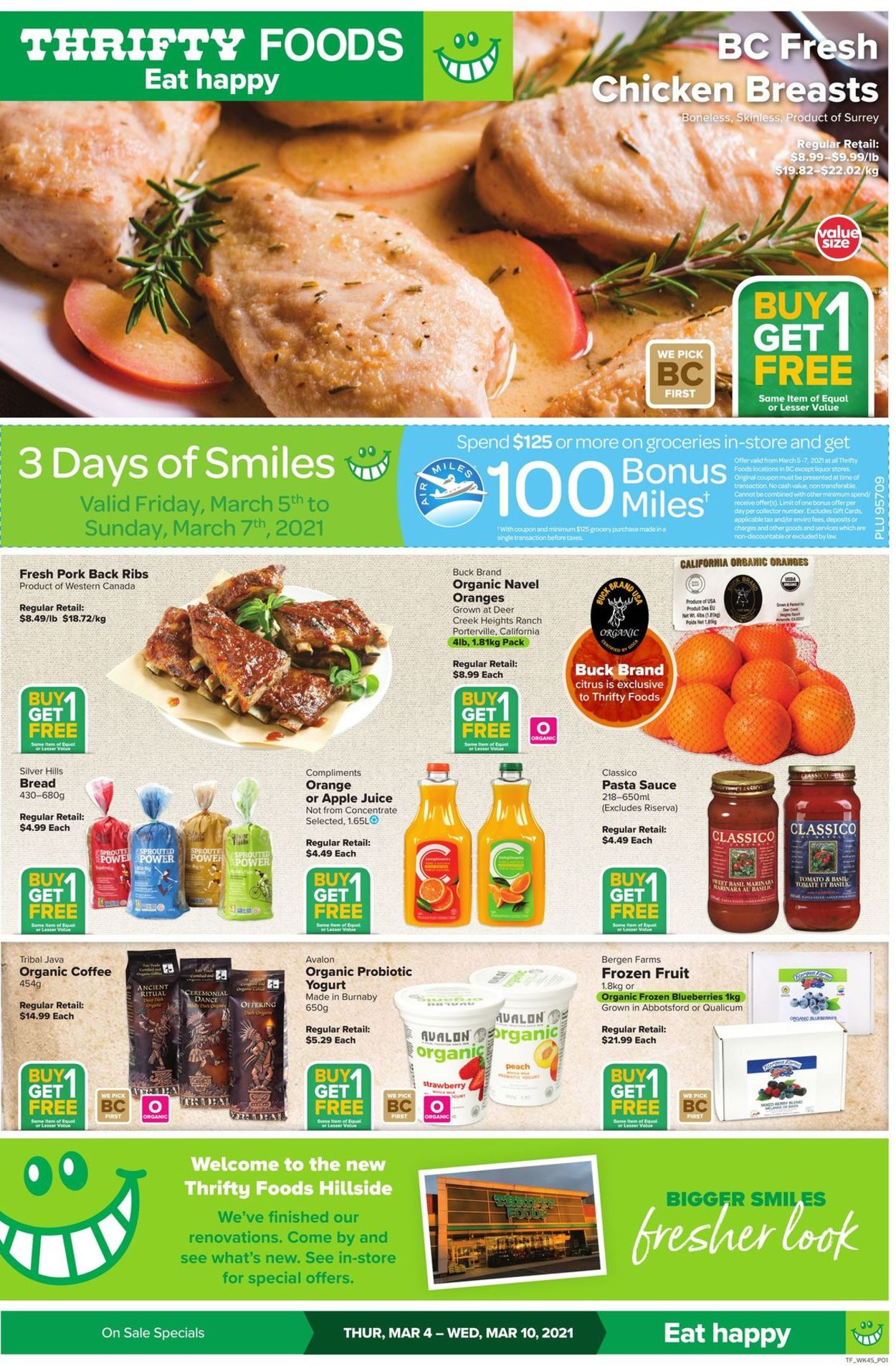 Thrifty Foods Flyer - 03/04-03/10/2021