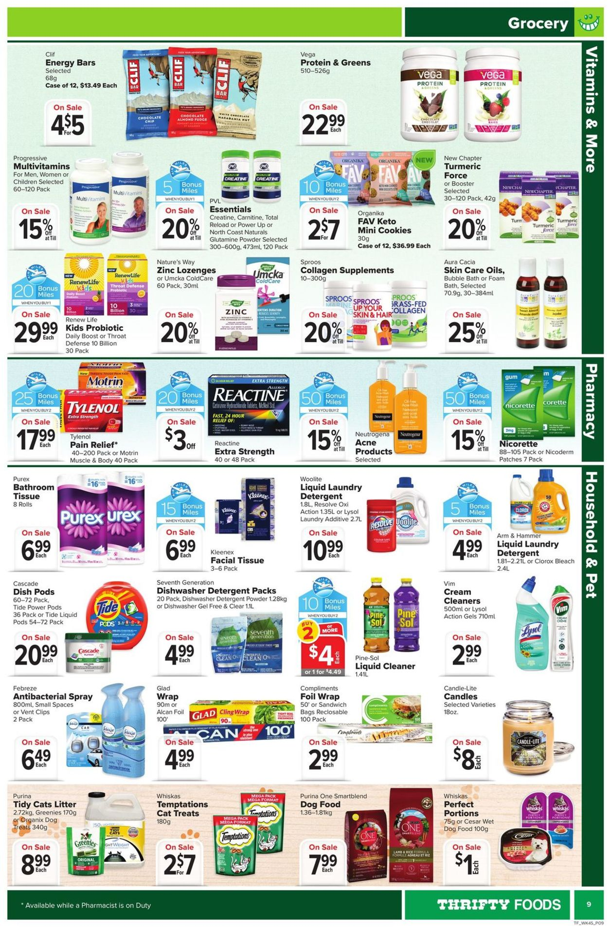 Thrifty Foods Flyer - 03/04-03/10/2021 (Page 10)