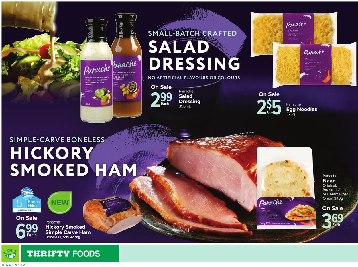 Thrifty Foods Flyer - 03/11-03/17/2021 (Page 2)