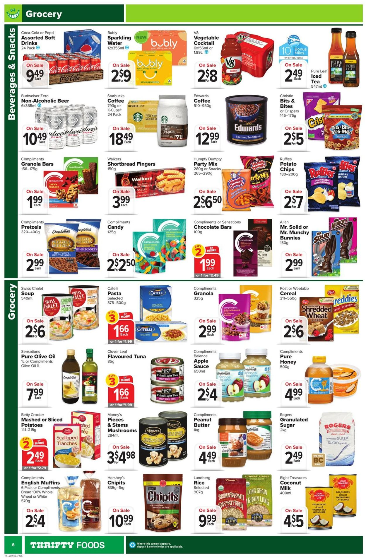 Thrifty Foods Flyer - 03/11-03/17/2021 (Page 9)