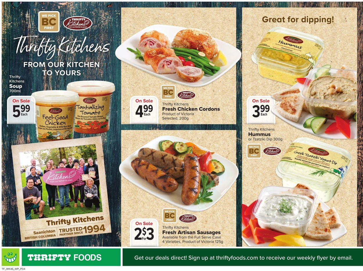 Thrifty Foods Flyer - 03/11-03/17/2021 (Page 13)