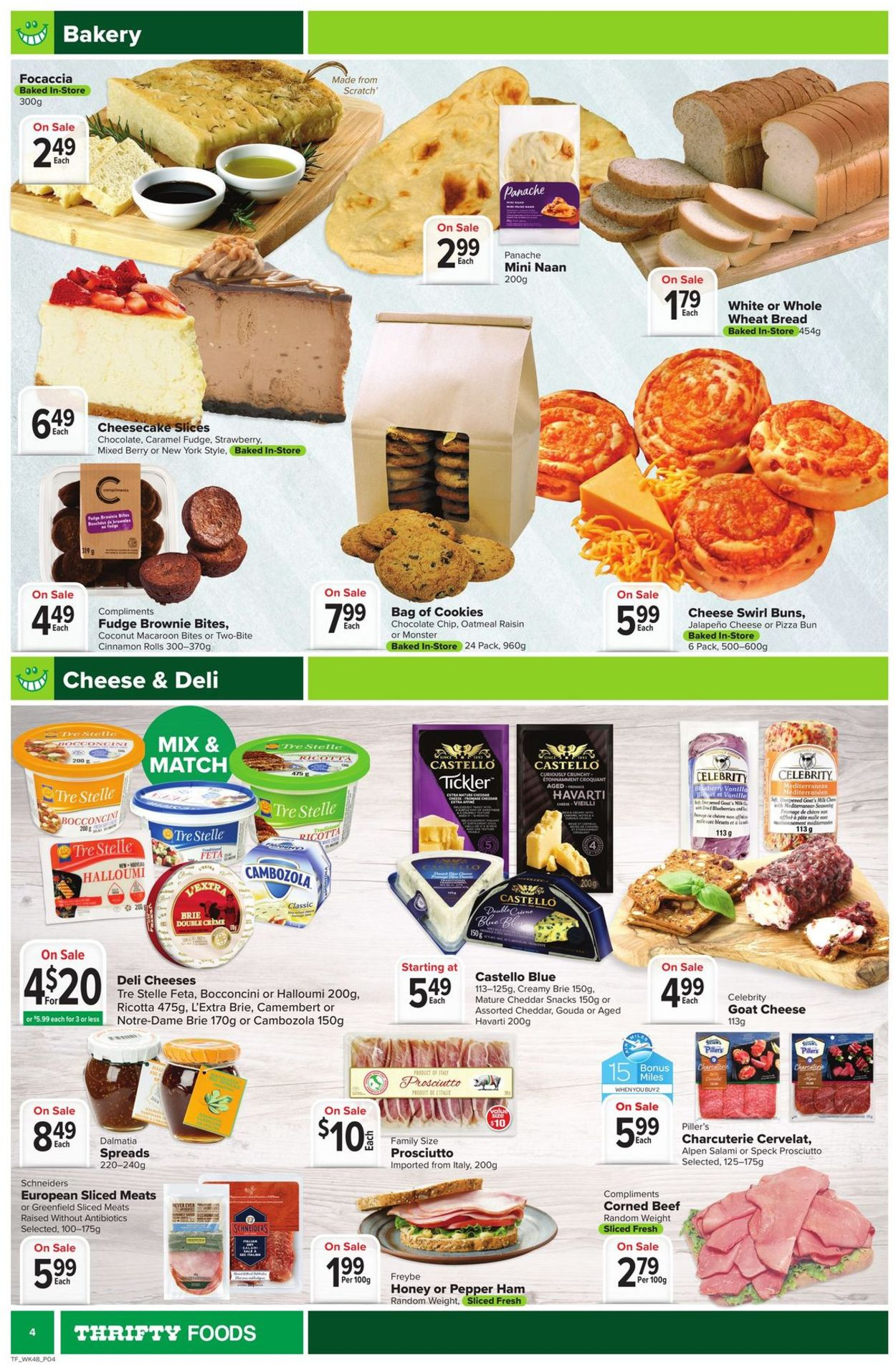 Thrifty Foods Flyer - 03/25-03/31/2021 (Page 4)