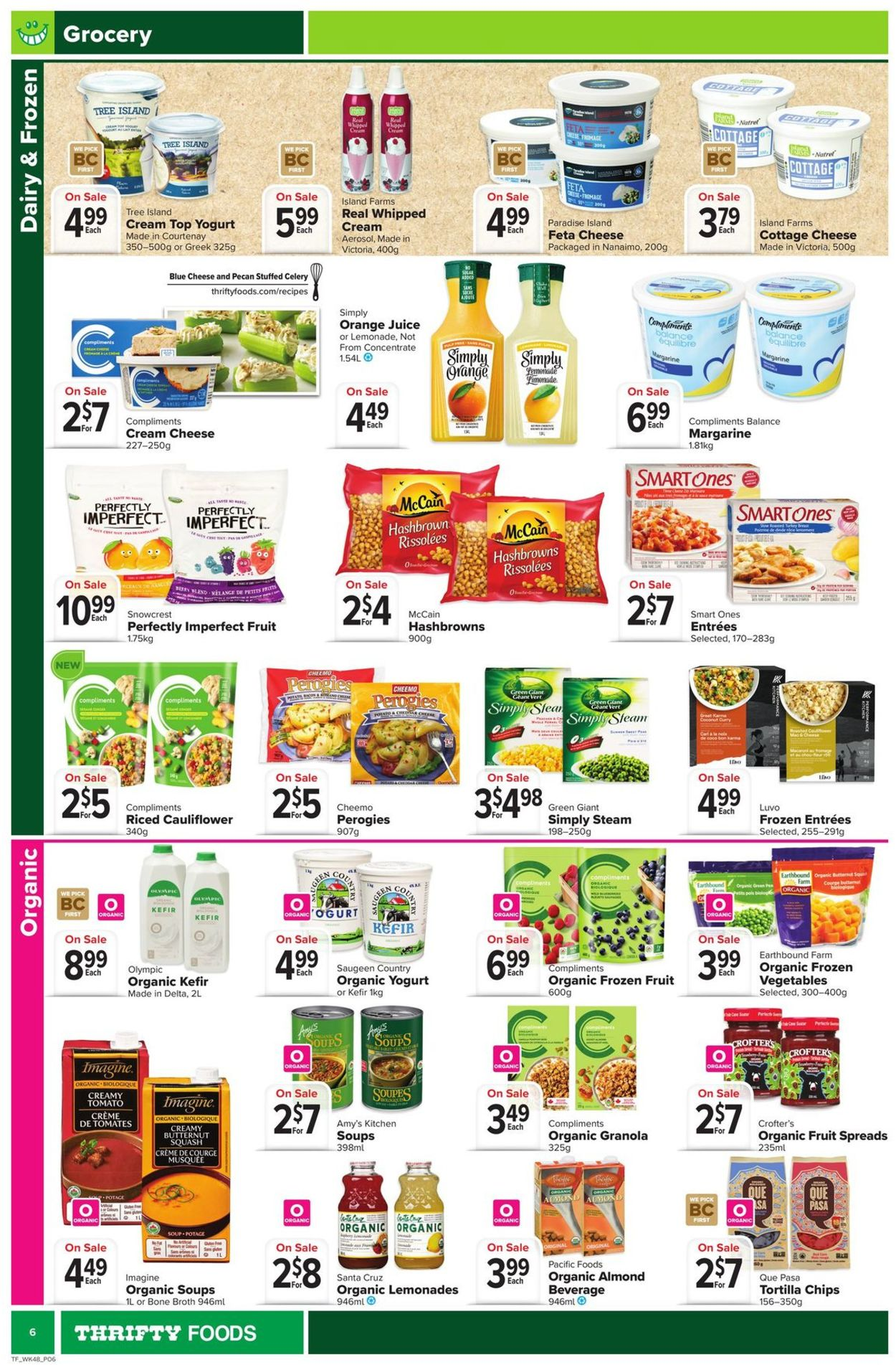 Thrifty Foods Flyer - 03/25-03/31/2021 (Page 6)