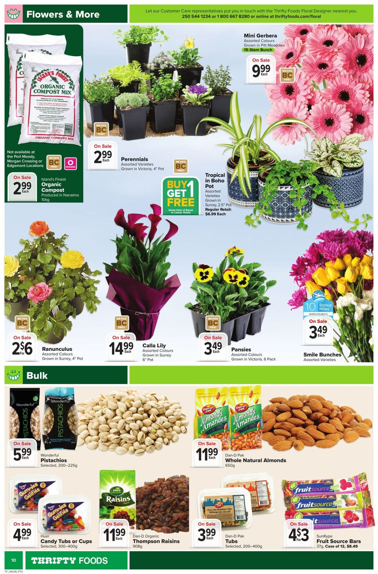 Thrifty Foods Flyer - 03/25-03/31/2021 (Page 10)