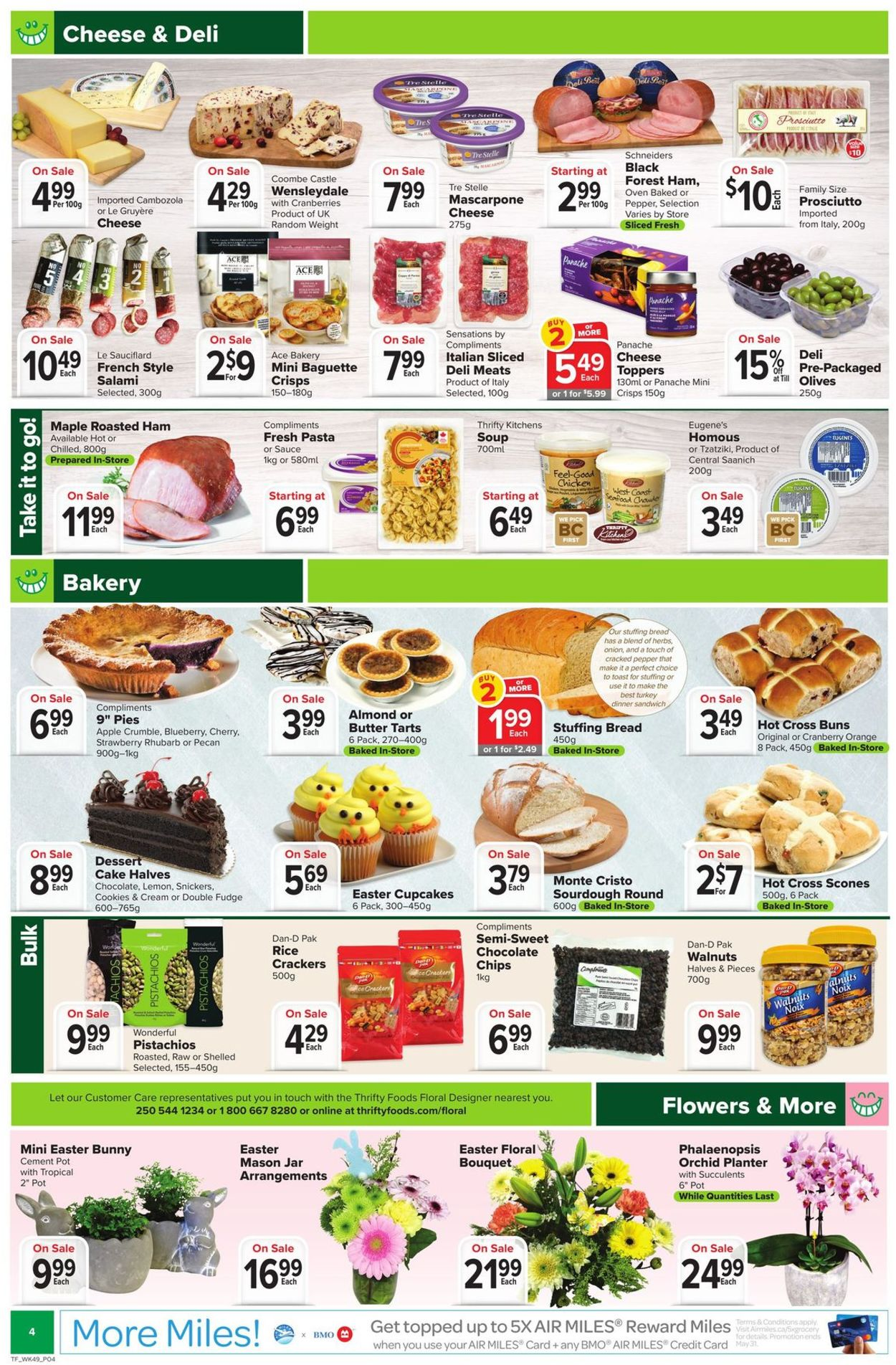 Thrifty Foods Flyer - 04/01-04/07/2021 (Page 5)